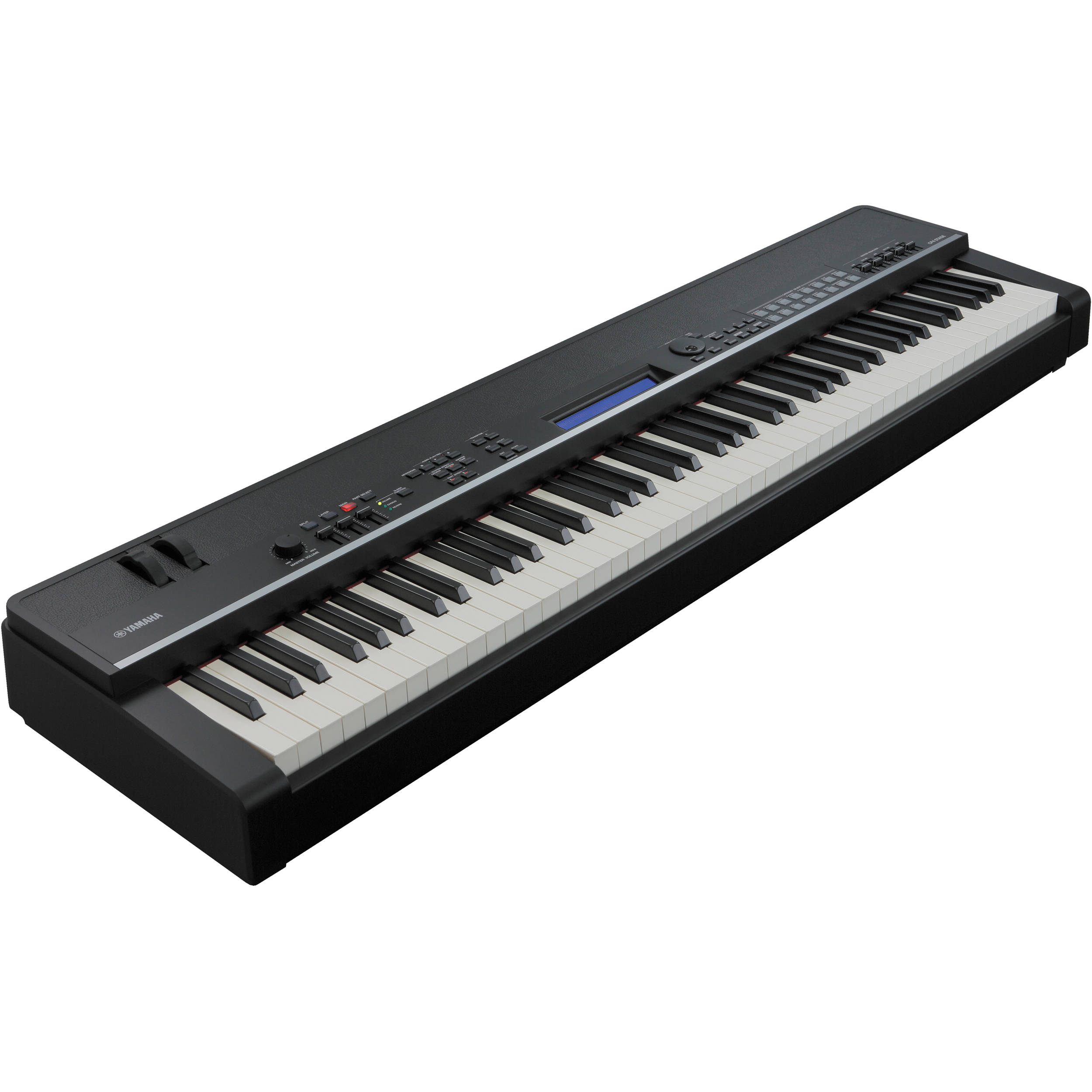 yamaha cp4 stage electronic stage piano cp4 b h photo video. Black Bedroom Furniture Sets. Home Design Ideas