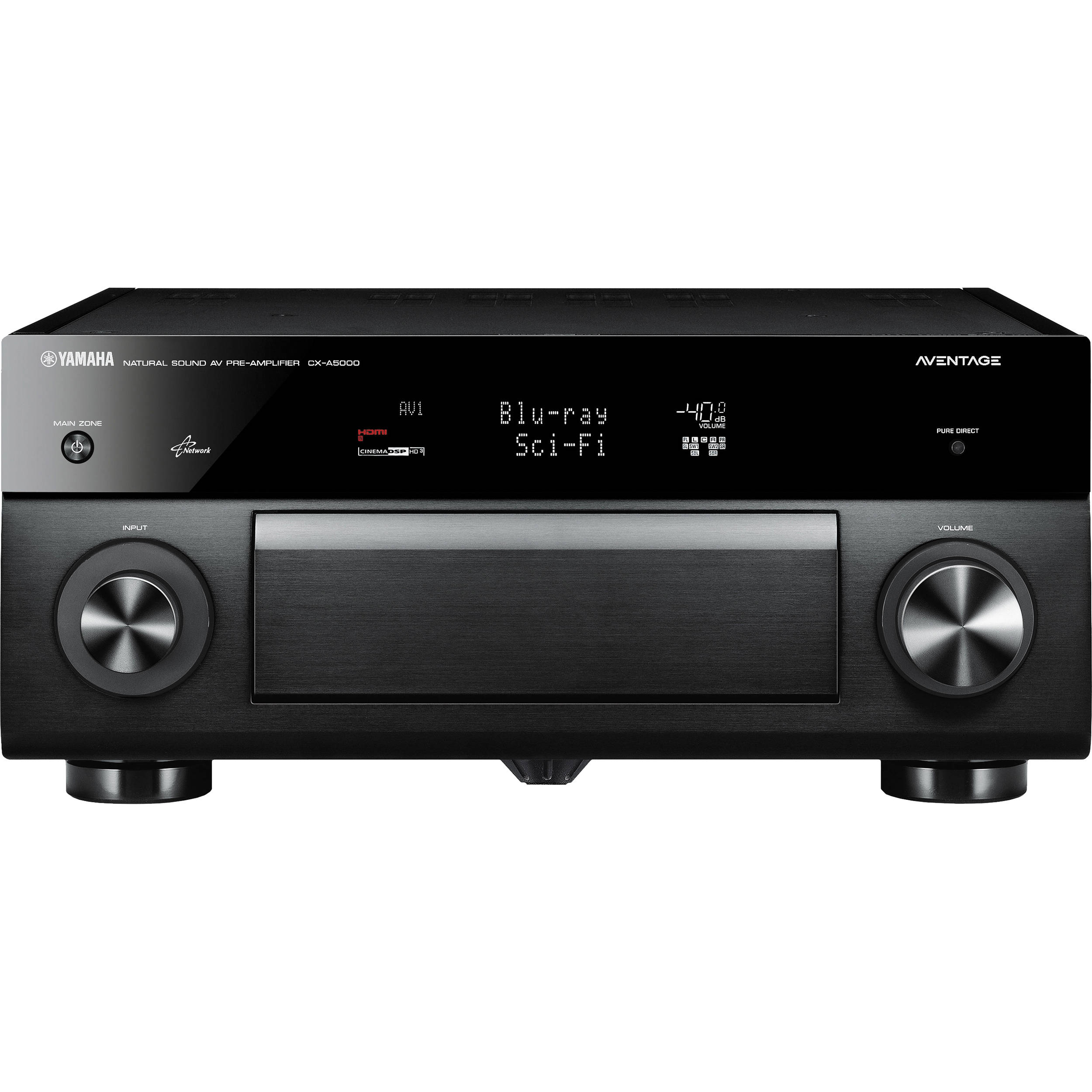 Yamaha aventage cx a5000 11 2 channel a v preamplifier for Yamaha aventage cx a5000