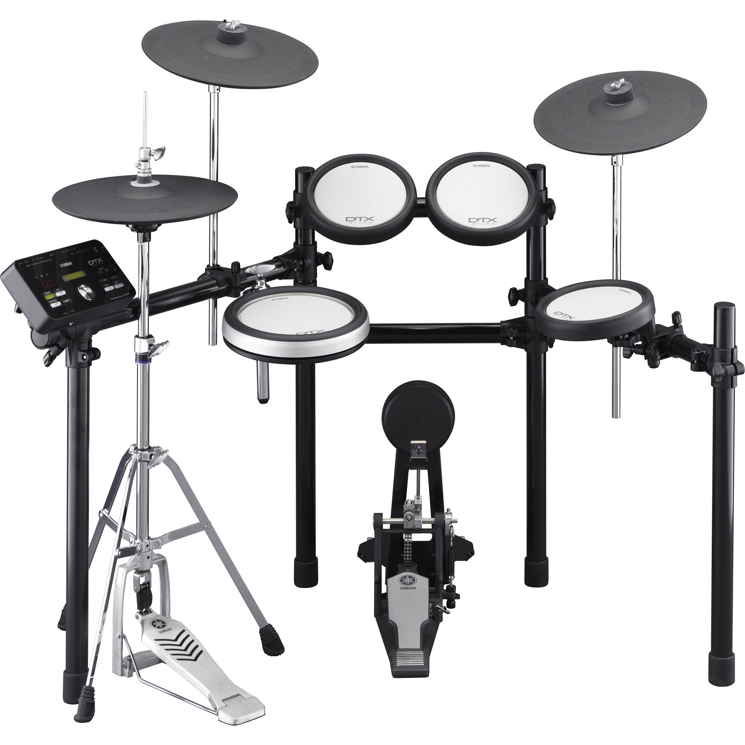 yamaha dtx562k electronic drum set kit dtx562k b h photo video