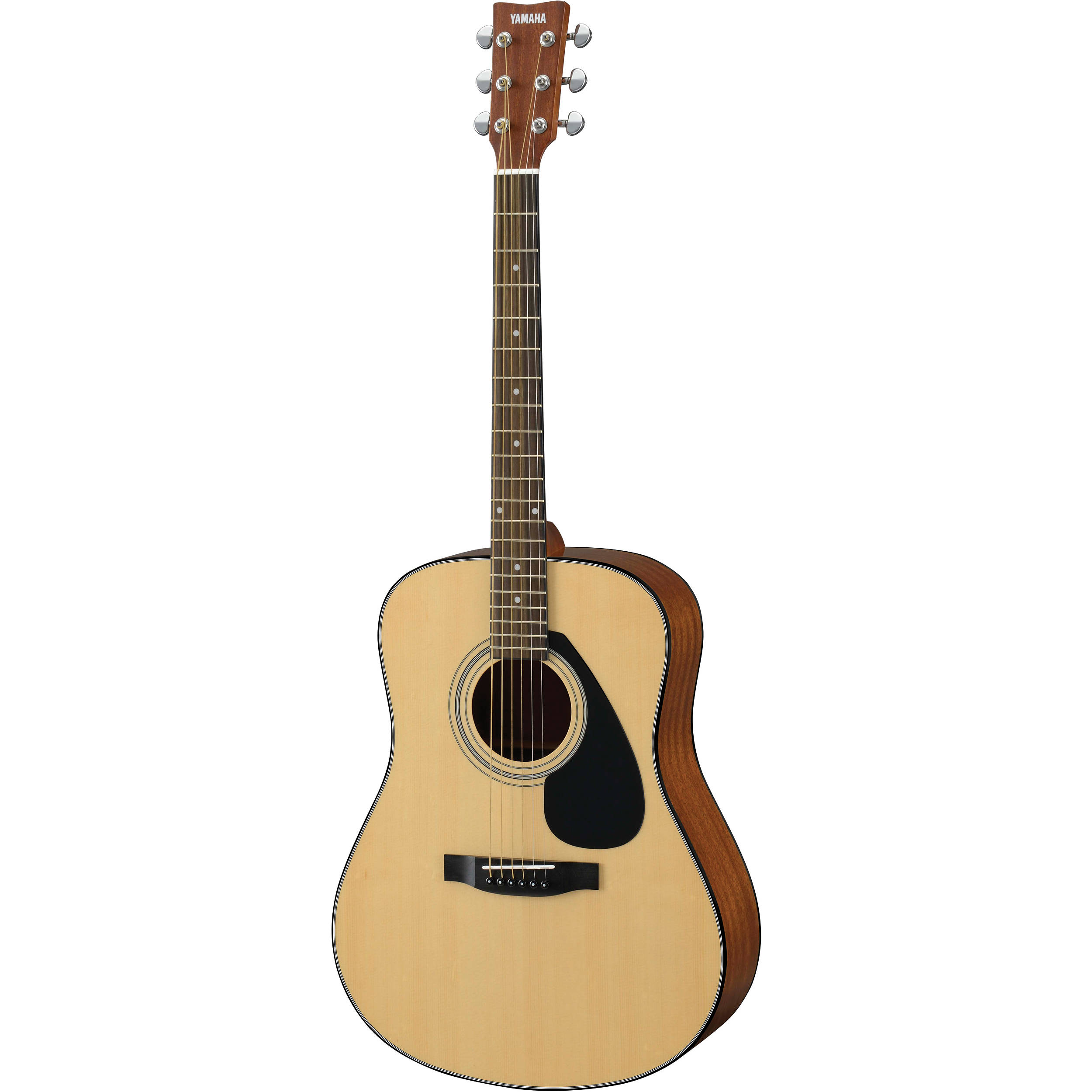 Yamaha yamaha f325d acoustic guitar natural f325d b h photo for Where are yamaha guitars made