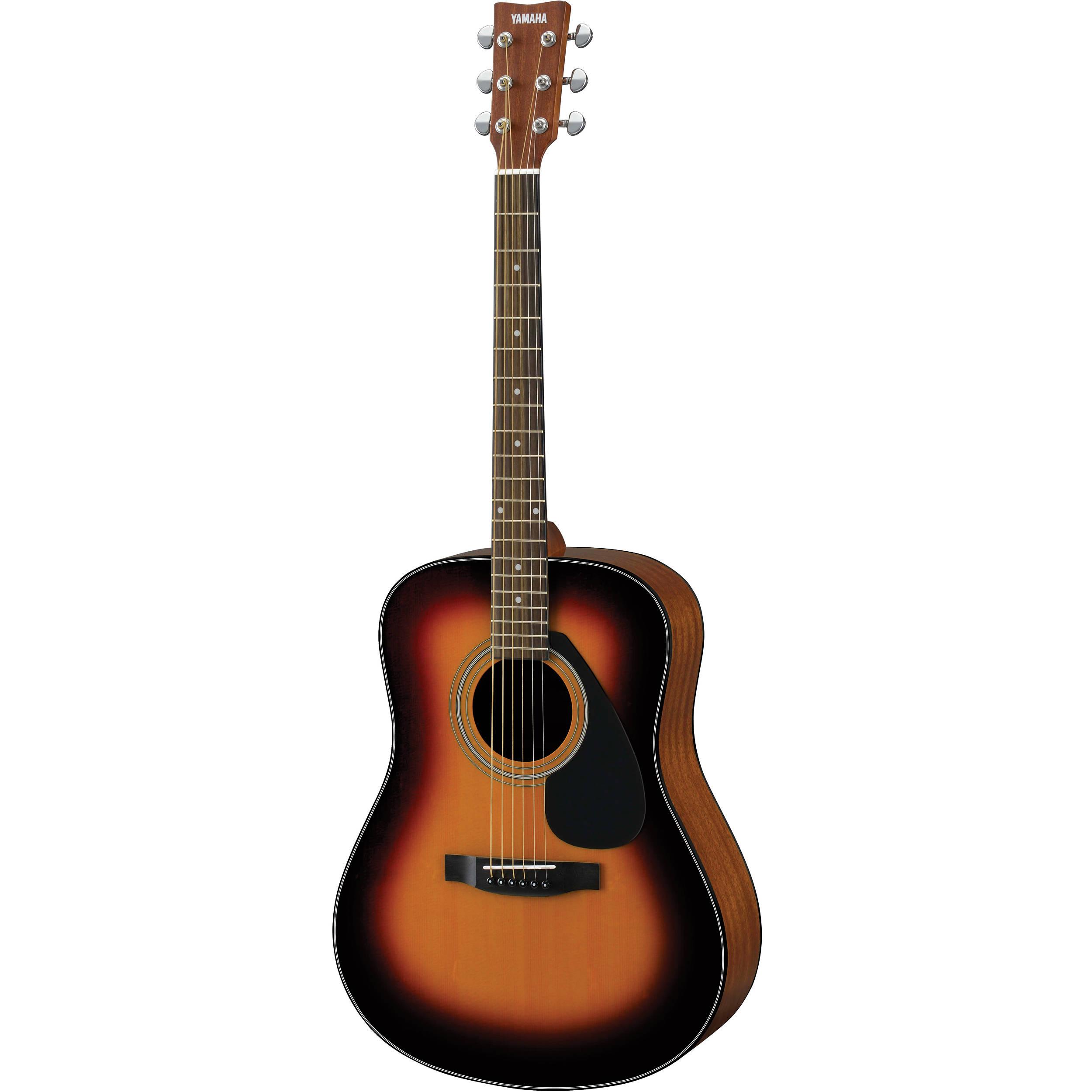 Yamaha Acoustic Guitar F Review