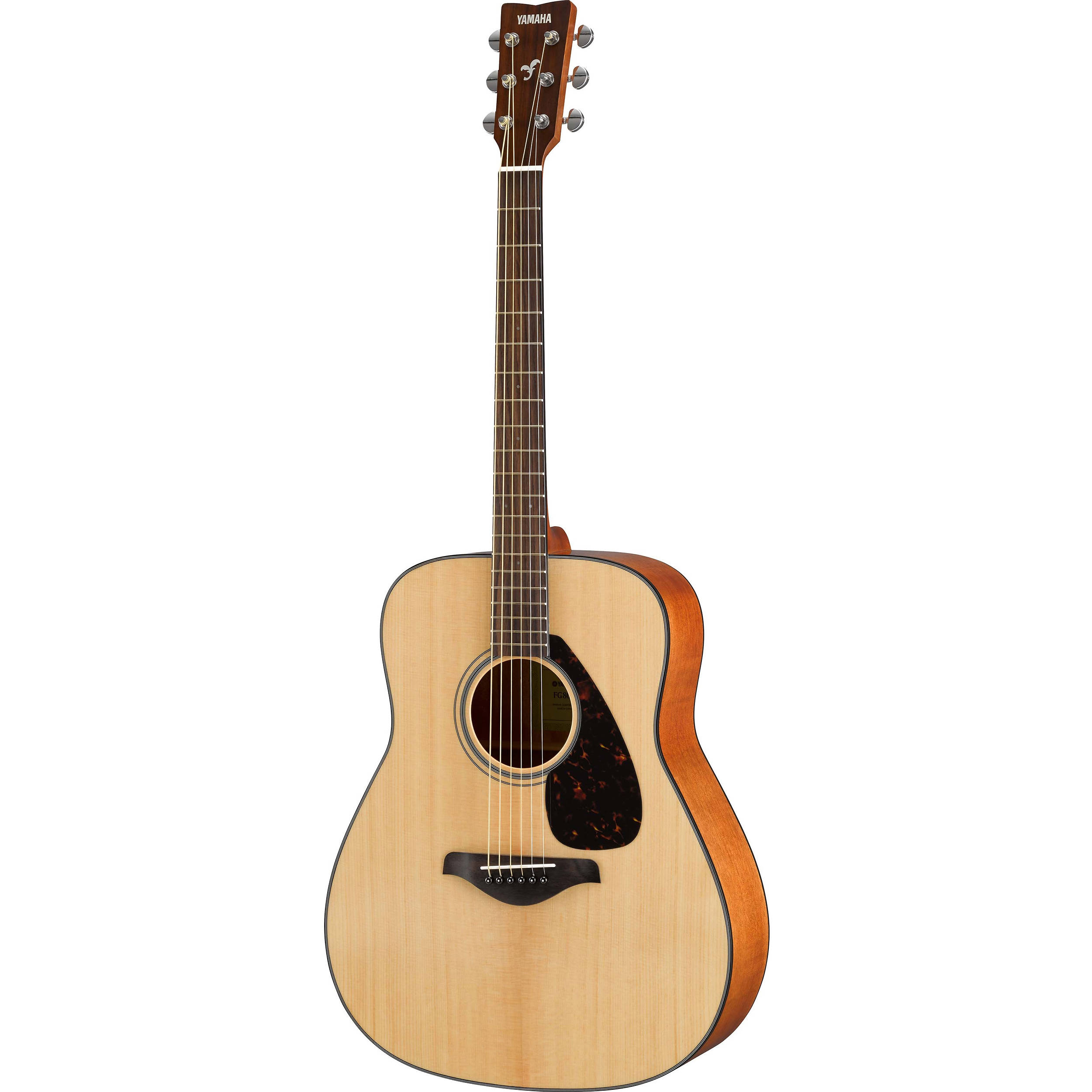 yamaha fg800 fg series dreadnought style acoustic guitar fg800