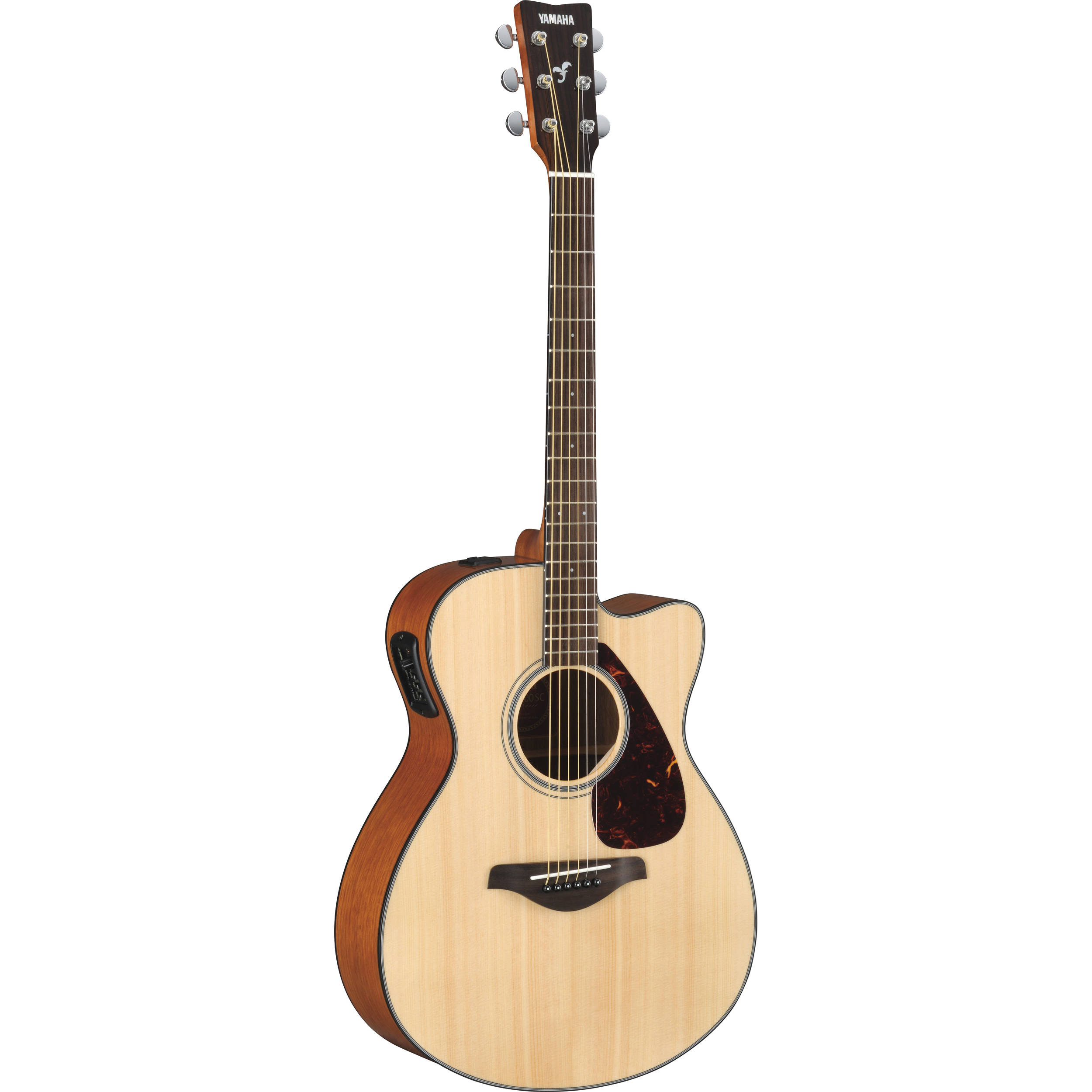 Yamaha Fsx Sc Acoustic Electric Guitar