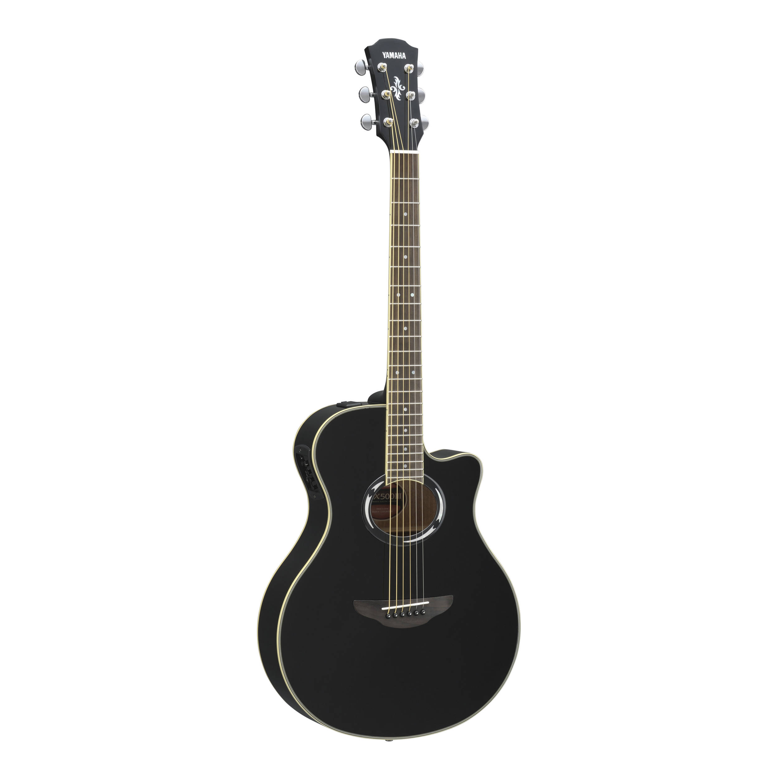 yamaha apx500iii thinline acoustic electric cutaway apx500iii bl. Black Bedroom Furniture Sets. Home Design Ideas