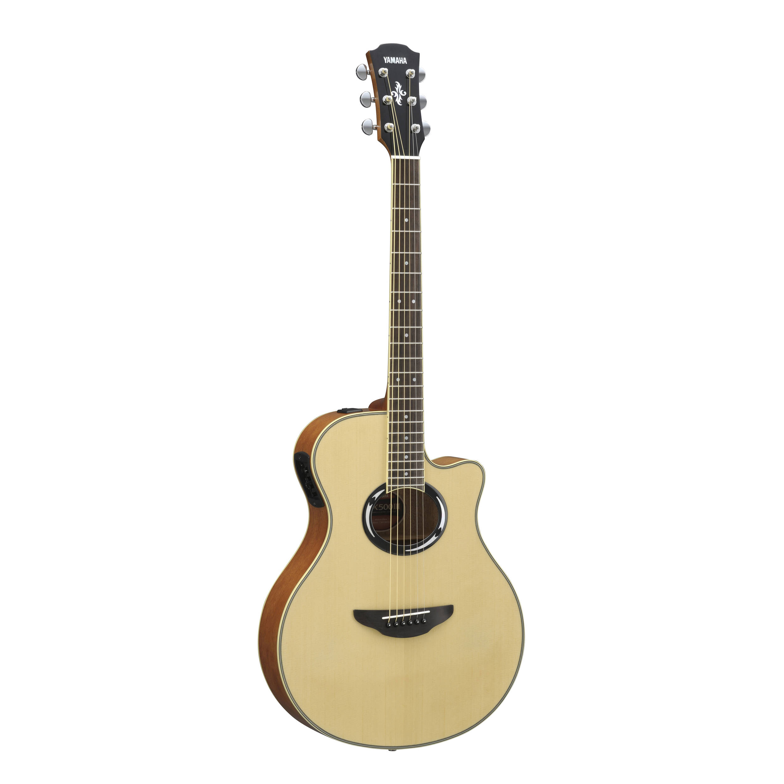 yamaha apx500iii thinline acoustic electric cutaway