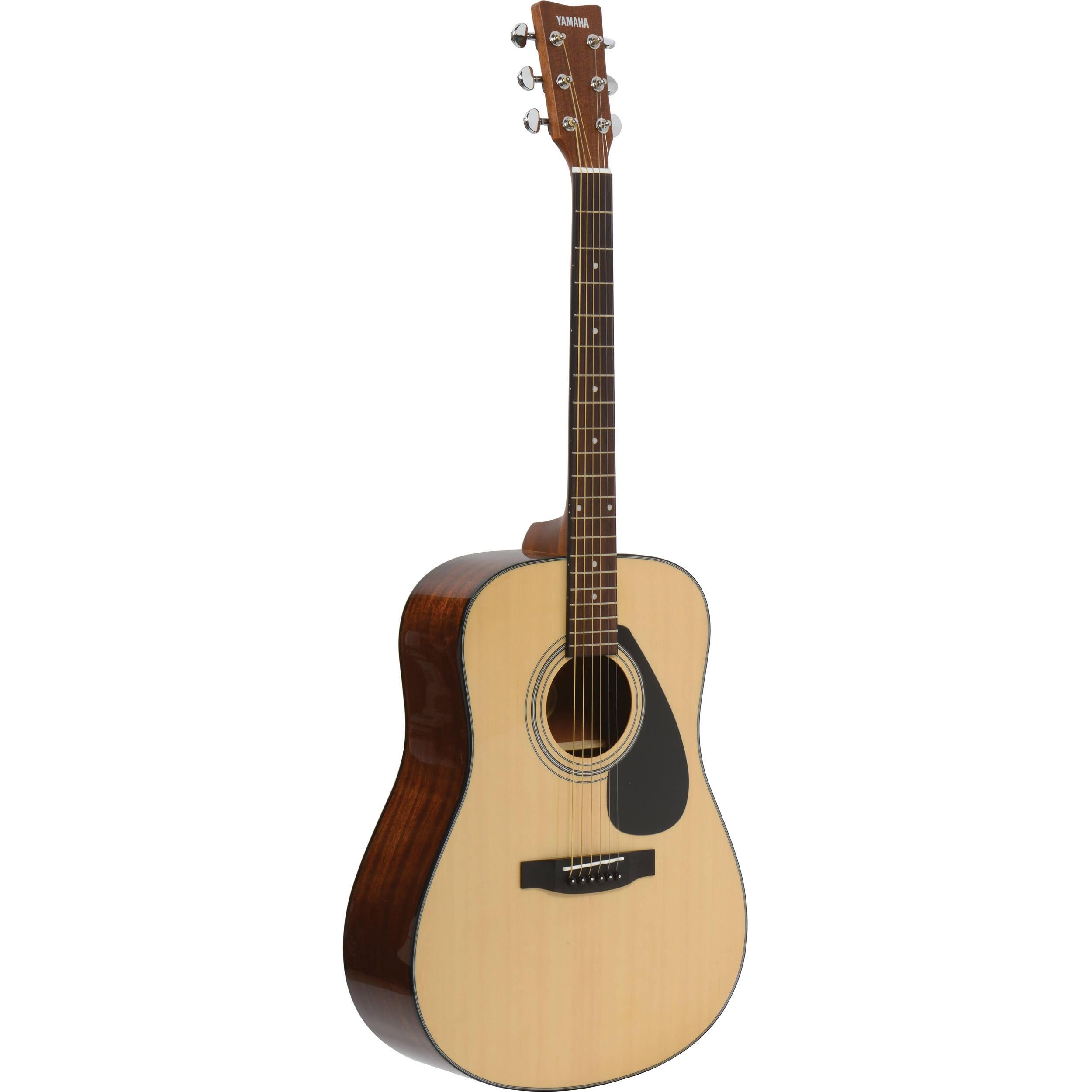 Yamaha gigmaker standard acoustic bundle f325 gigmaker for Yamaha f 325 guitar