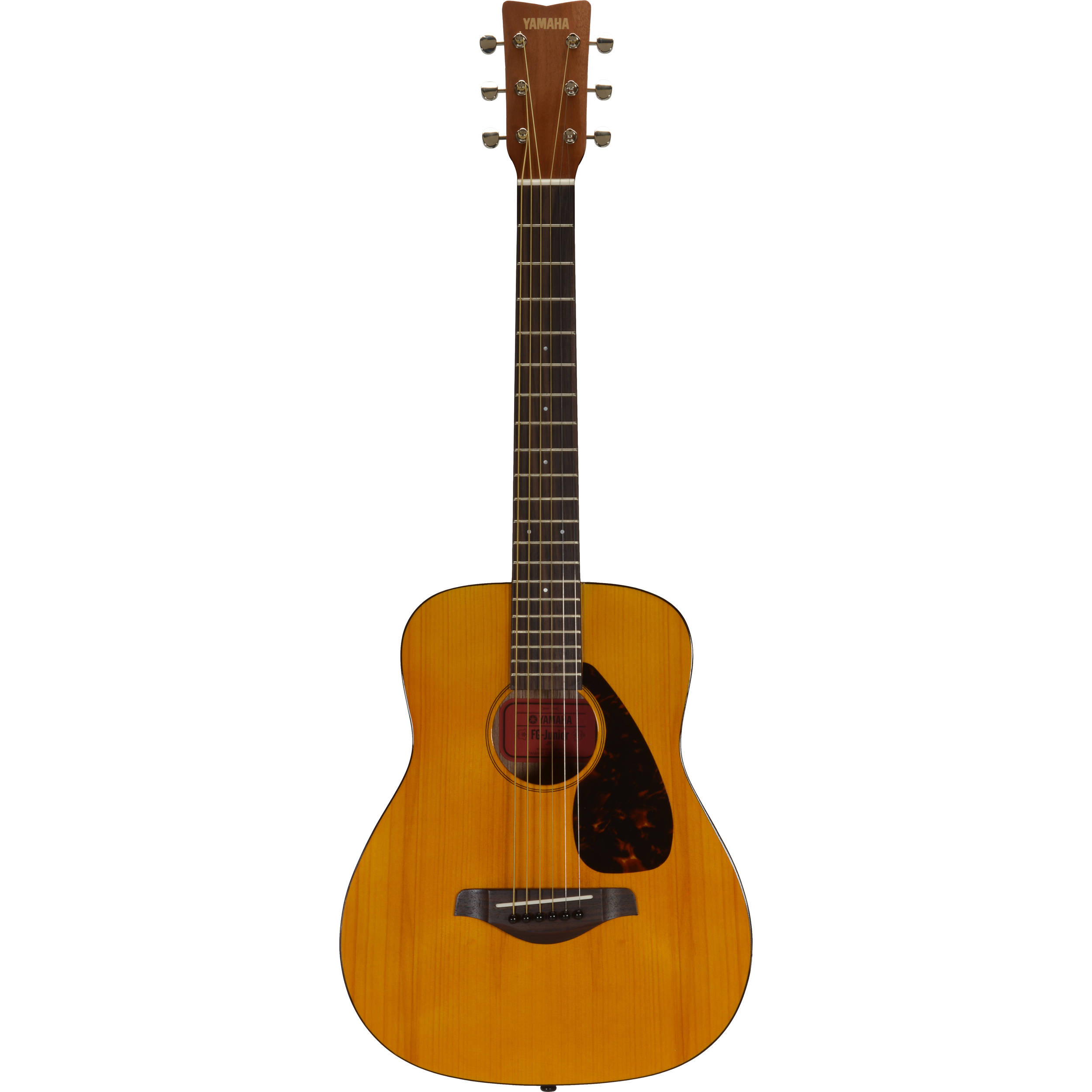 yamaha jr1 3 4 size mini folk guitar natural jr1 b h photo. Black Bedroom Furniture Sets. Home Design Ideas