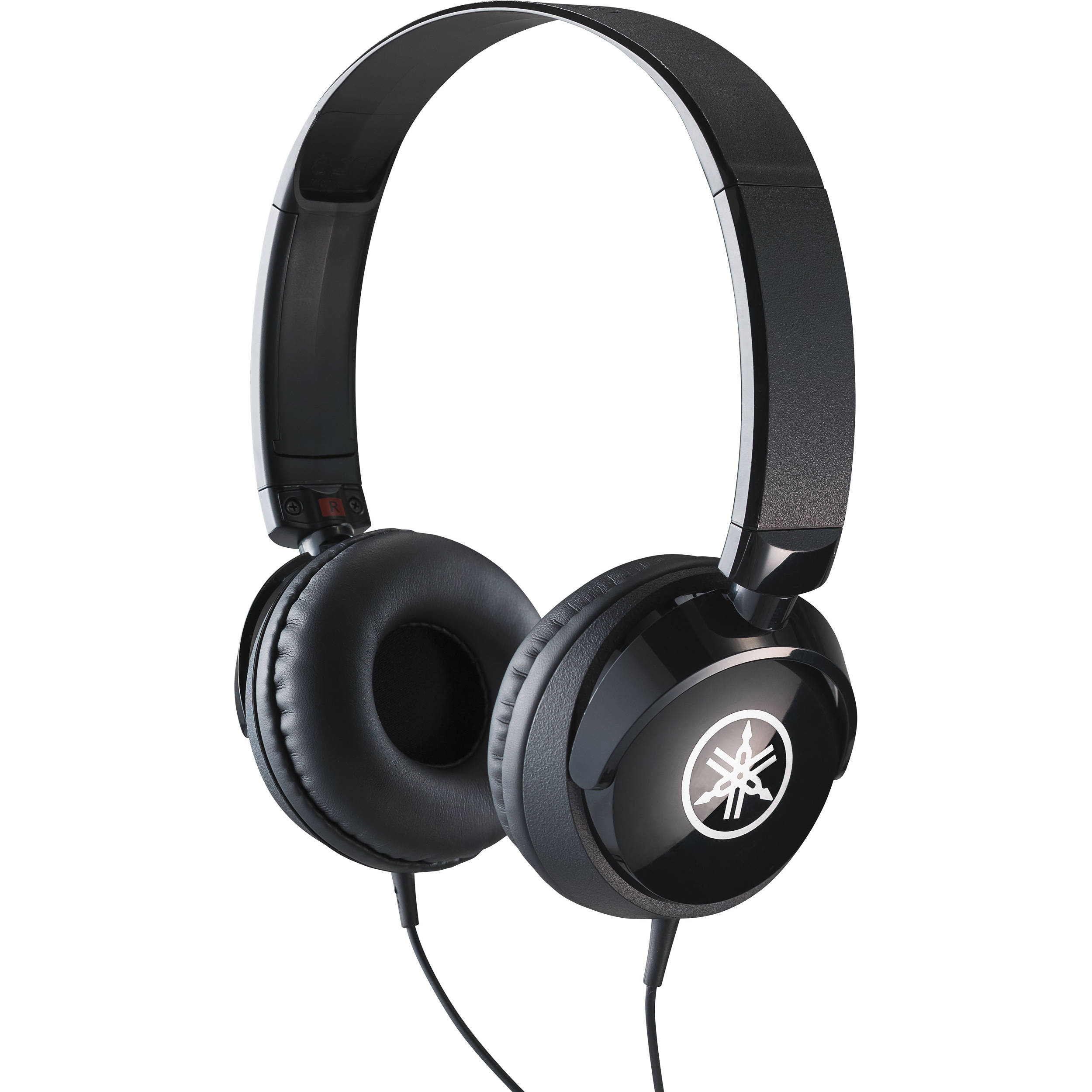 yamaha hph 50b compact stereo headphones black hph 50b b h