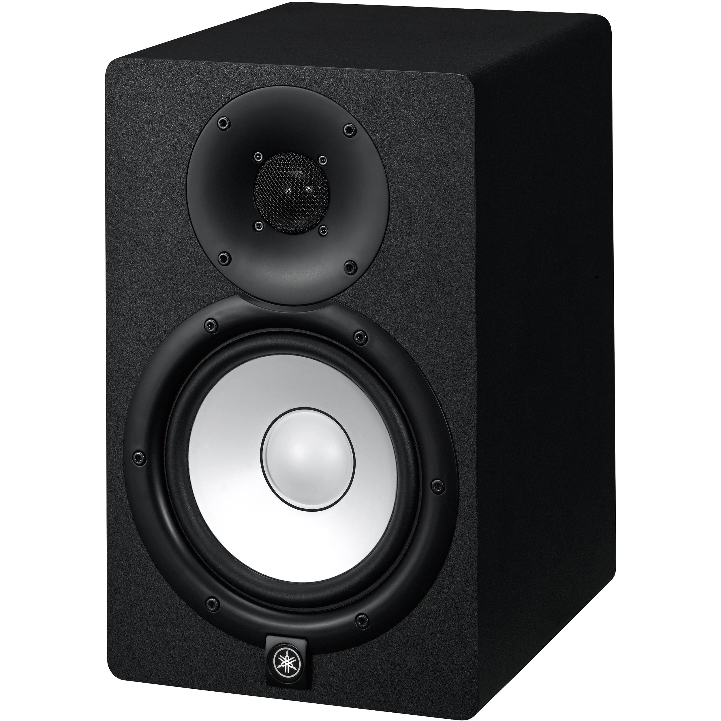 yamaha hs7 powered studio monitor hs7 b h photo video. Black Bedroom Furniture Sets. Home Design Ideas