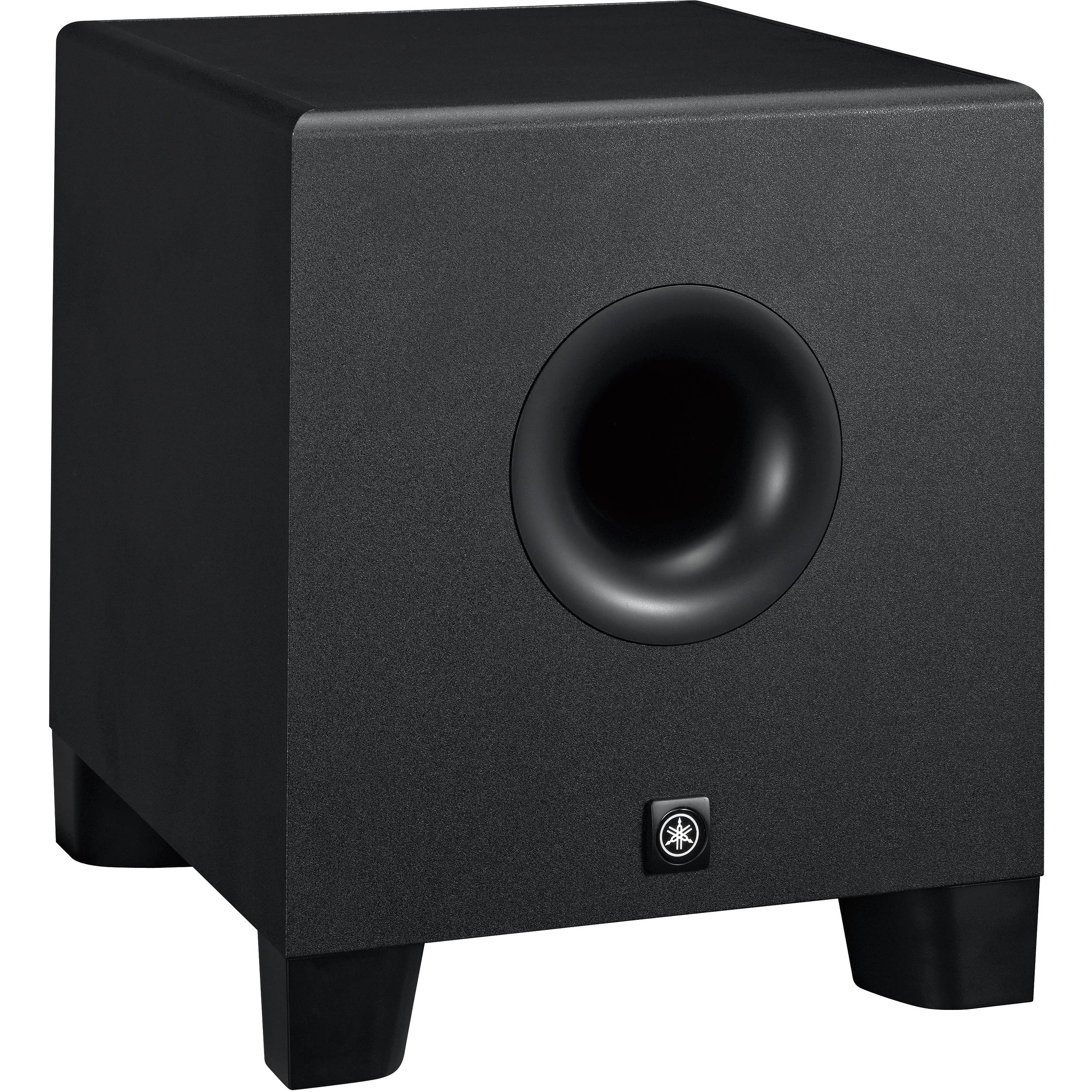 yamaha hs8s 8 powered subwoofer hs8s b h photo video