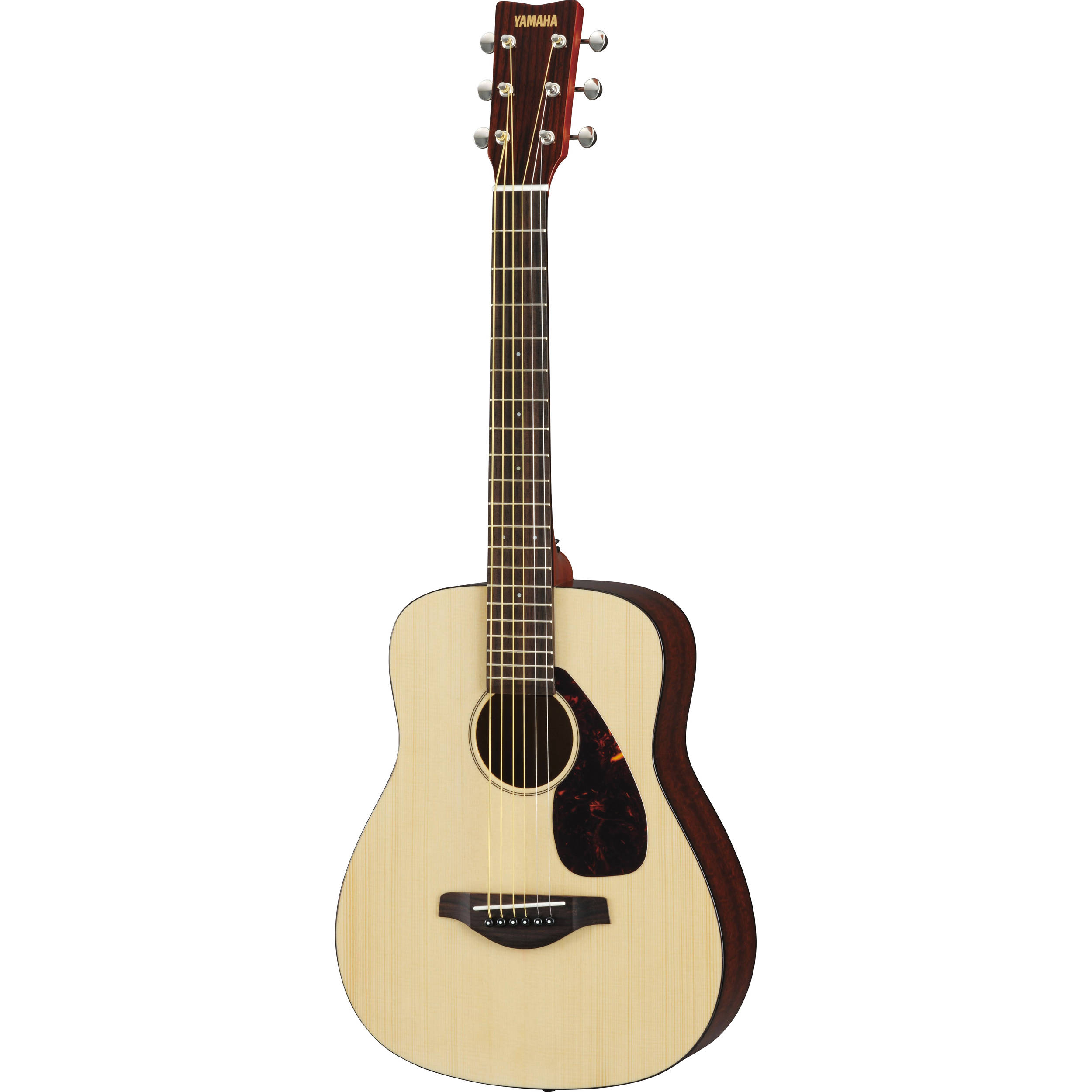 Yamaha jr2s solid top 3 4 size acoustic guitar natural jr2s for 3 4 yamaha acoustic guitar