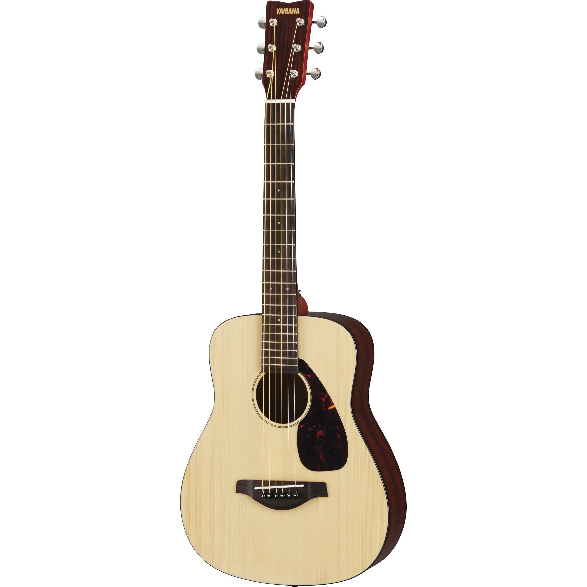 Yamaha jr2s solid top 3 4 size acoustic guitar natural jr2s for Yamaha solid top