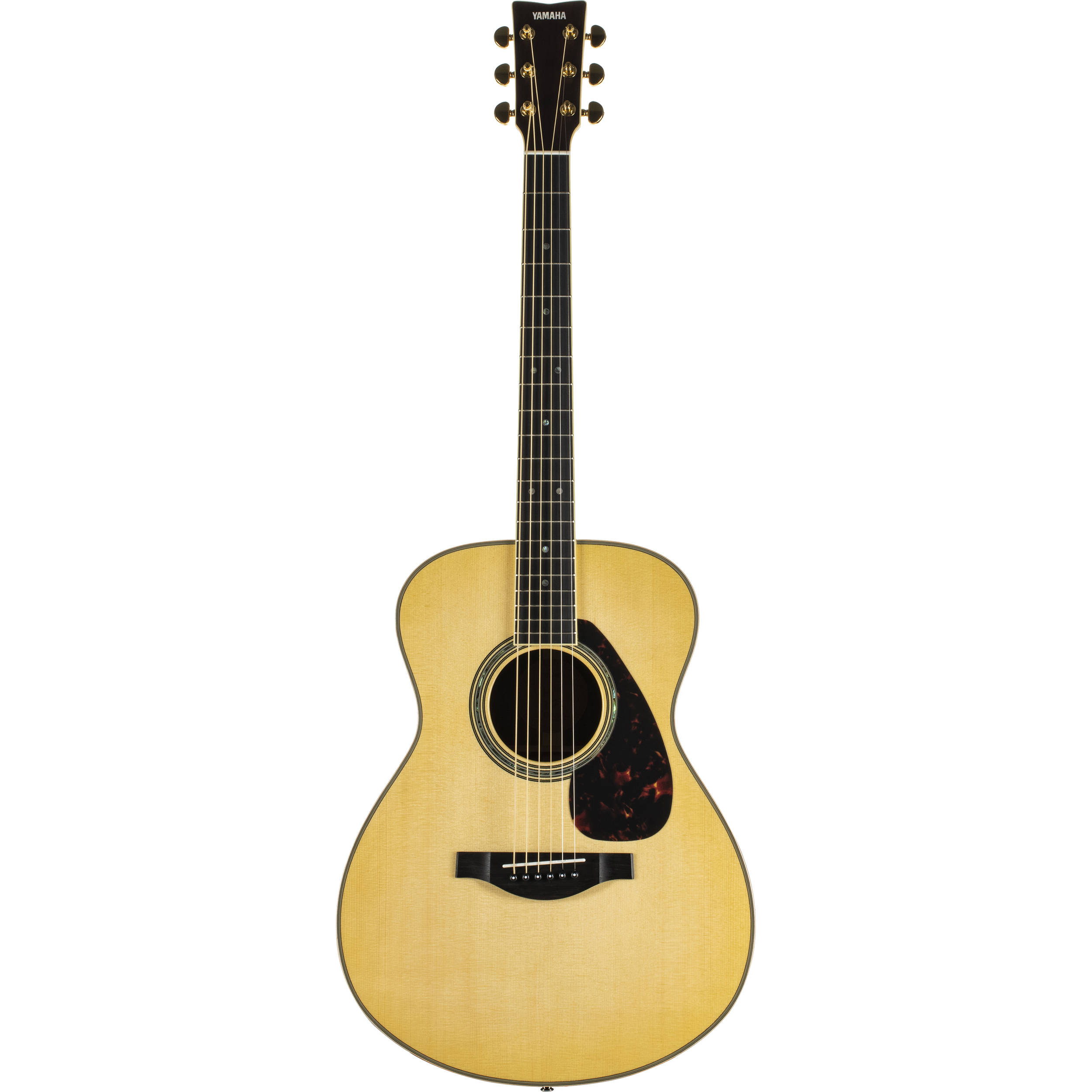 yamaha ls16hb small body acoustic guitar natural ls16hb b h. Black Bedroom Furniture Sets. Home Design Ideas