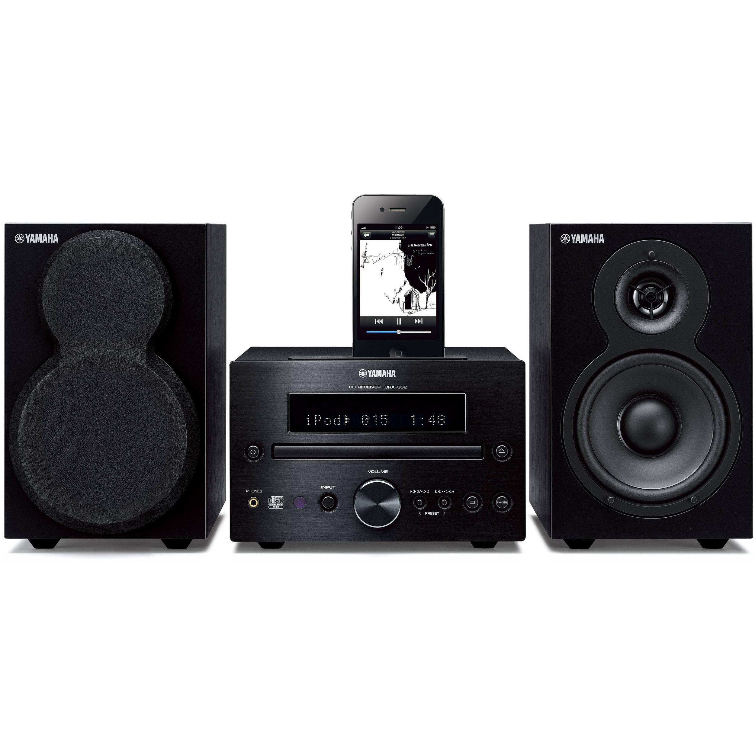 Language Distribution System Yamaha Mcr Bl Mcr Mini System