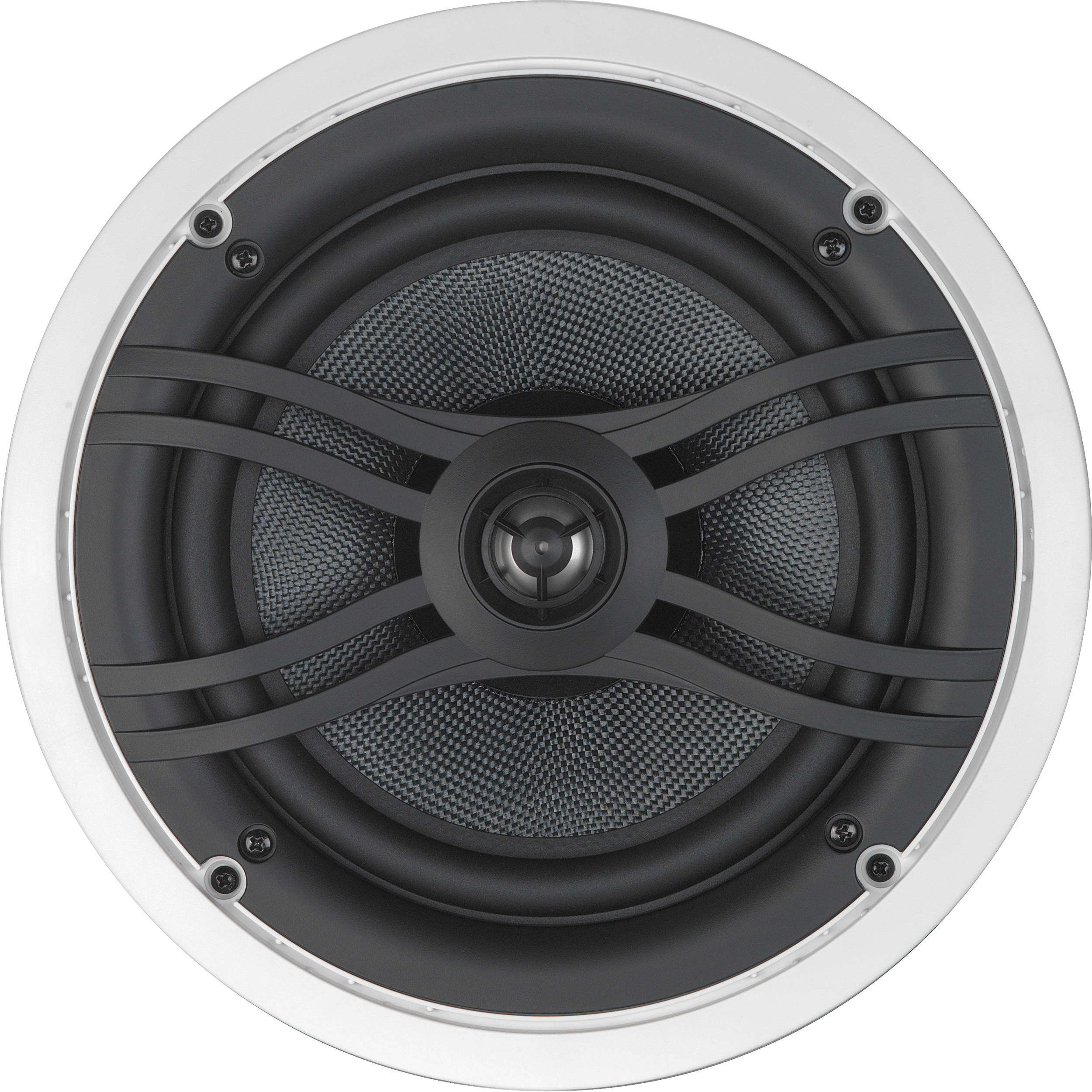 Yamaha ns iw560c 2 way in ceiling speaker system ns iw560c b h for Yamaha speakers system
