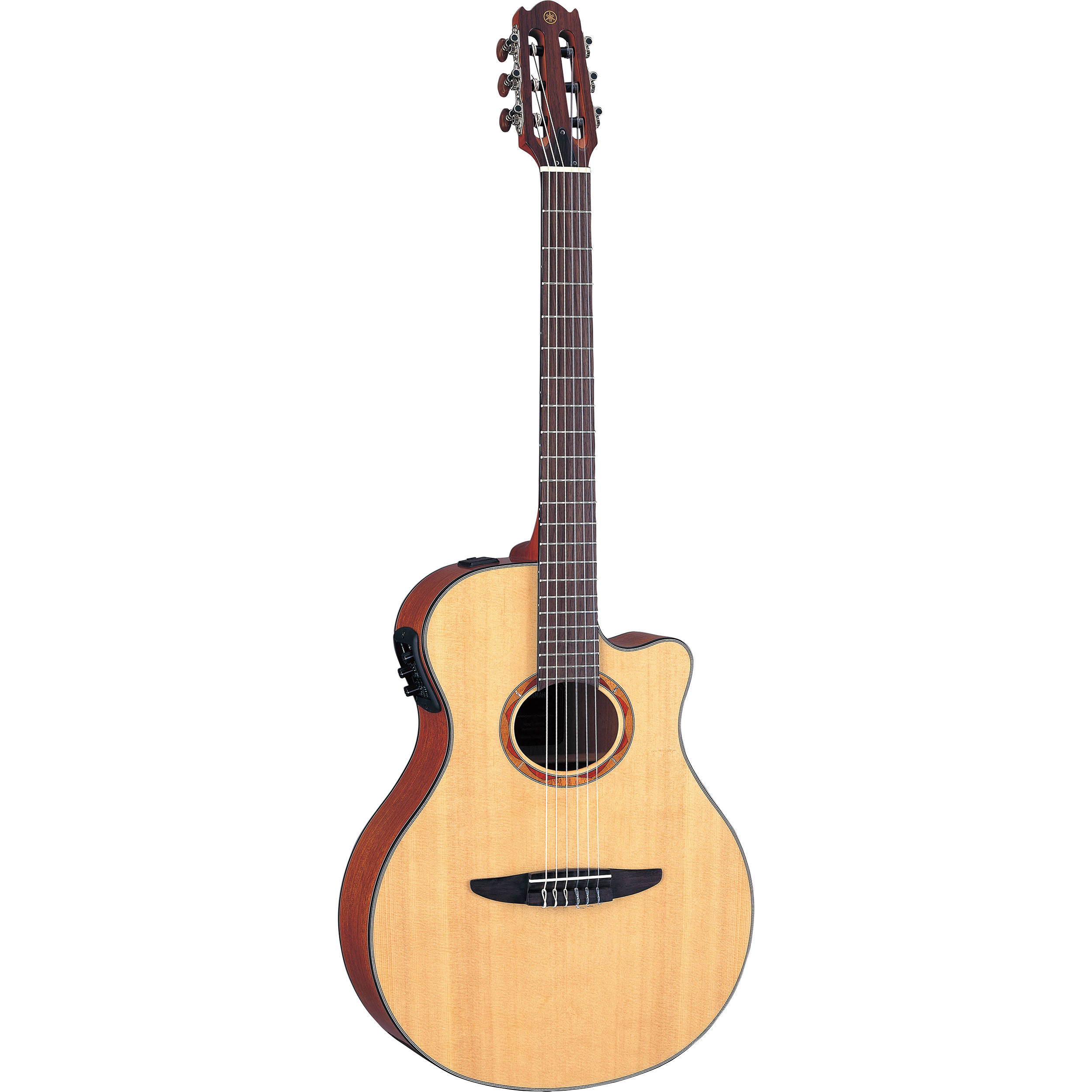 yamaha ntx700 nylon string acoustic electric guitar ntx700 b h. Black Bedroom Furniture Sets. Home Design Ideas