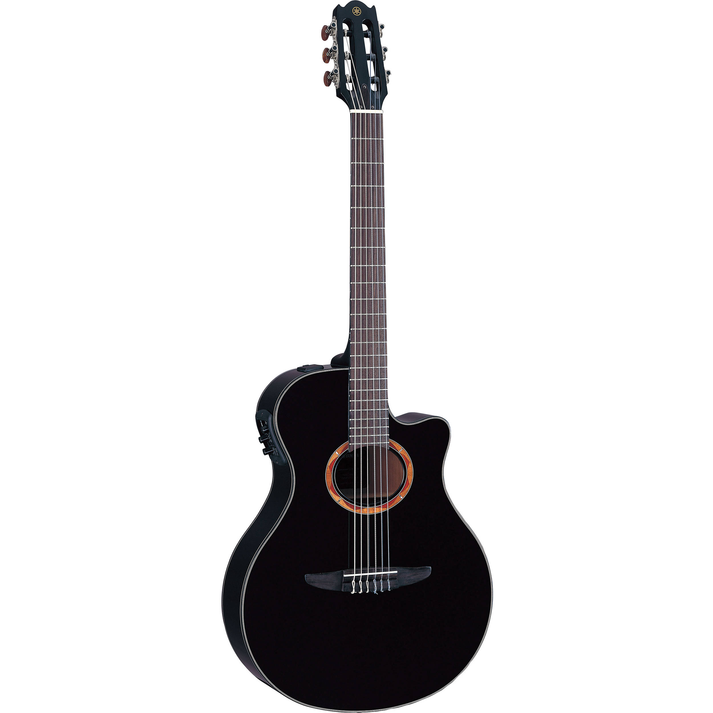 yamaha ntx700 nylon string acoustic electric guitar ntx700bl b h. Black Bedroom Furniture Sets. Home Design Ideas