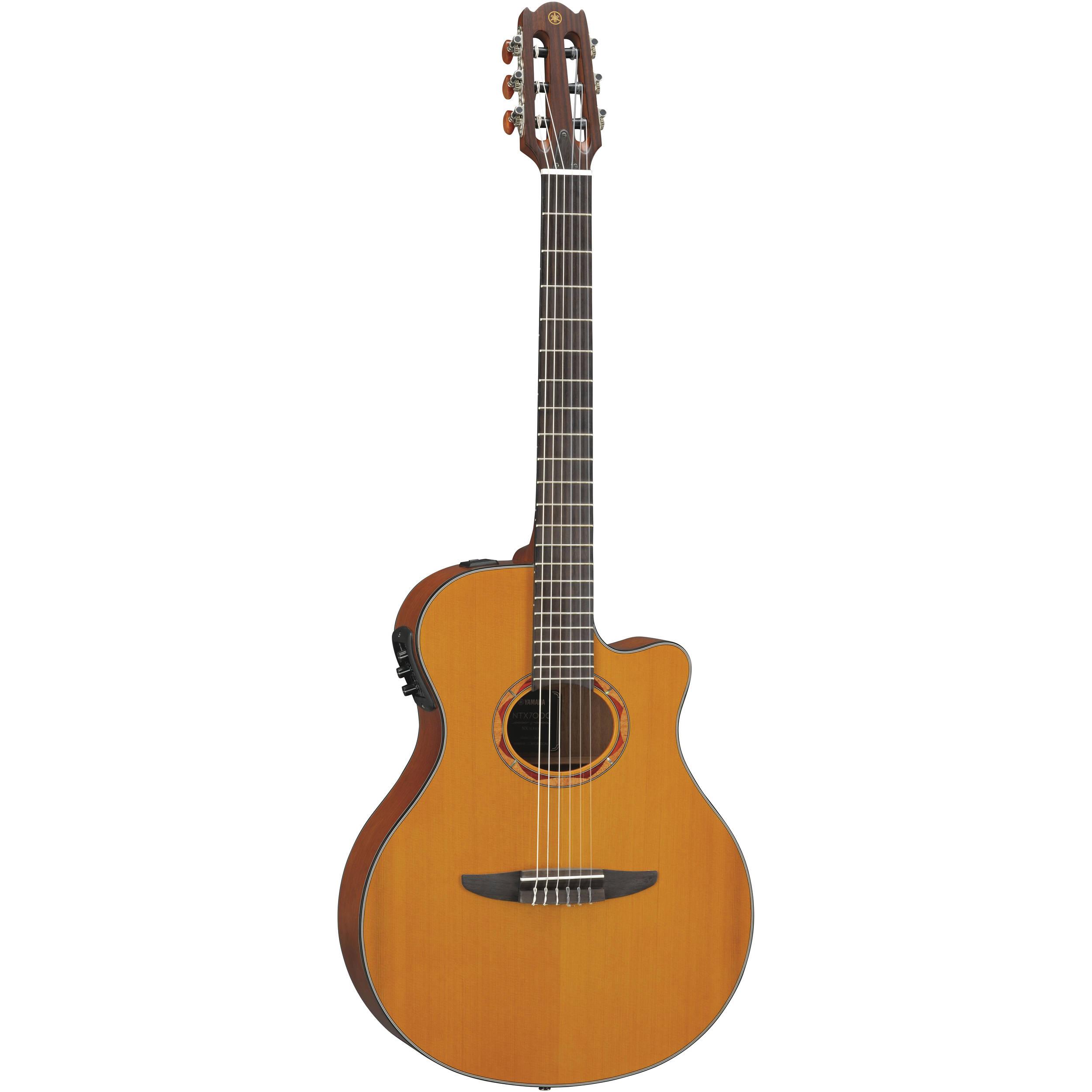 yamaha ntx700c nylon string acoustic electric guitar ntx700c b h. Black Bedroom Furniture Sets. Home Design Ideas