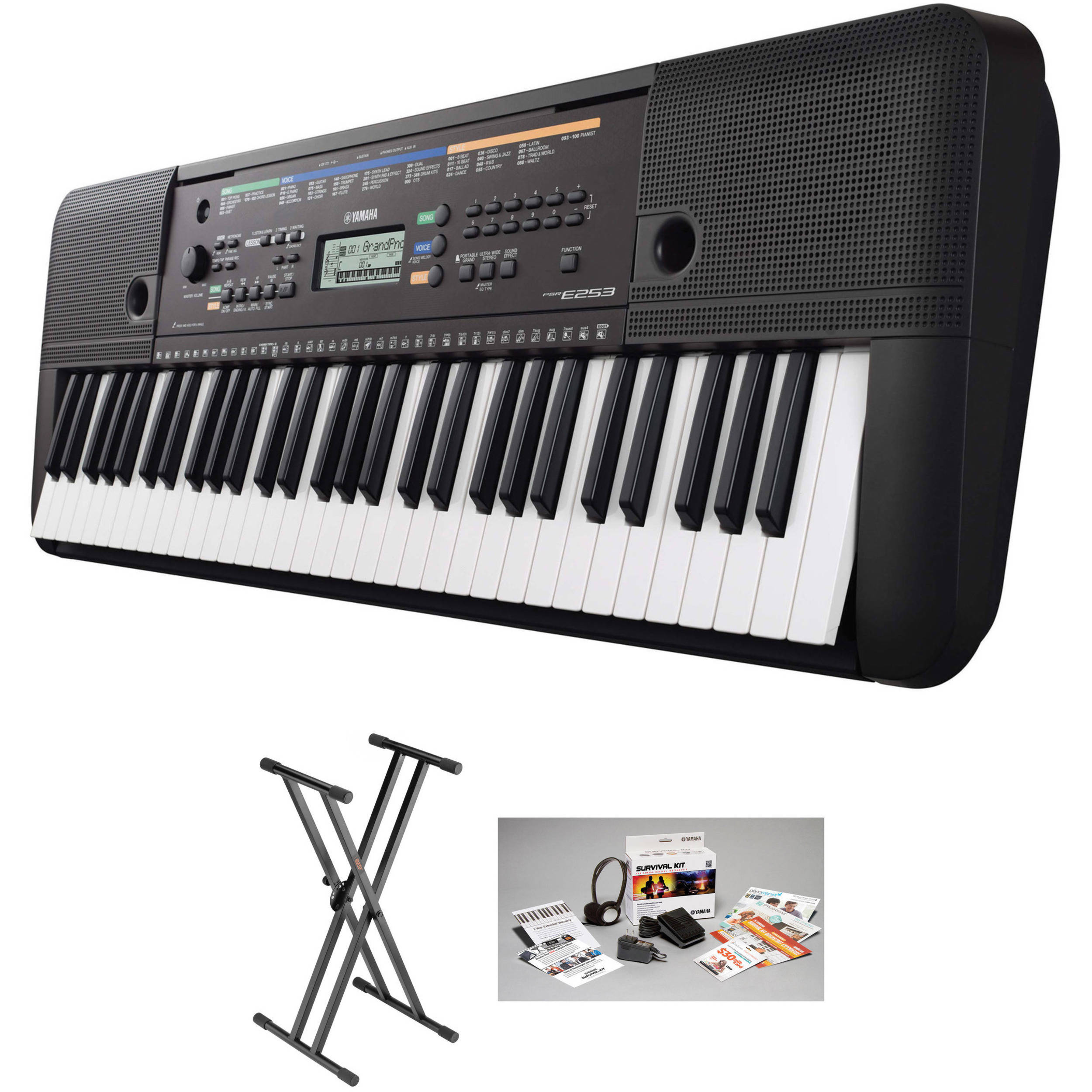 Value Of Yamaha Psr