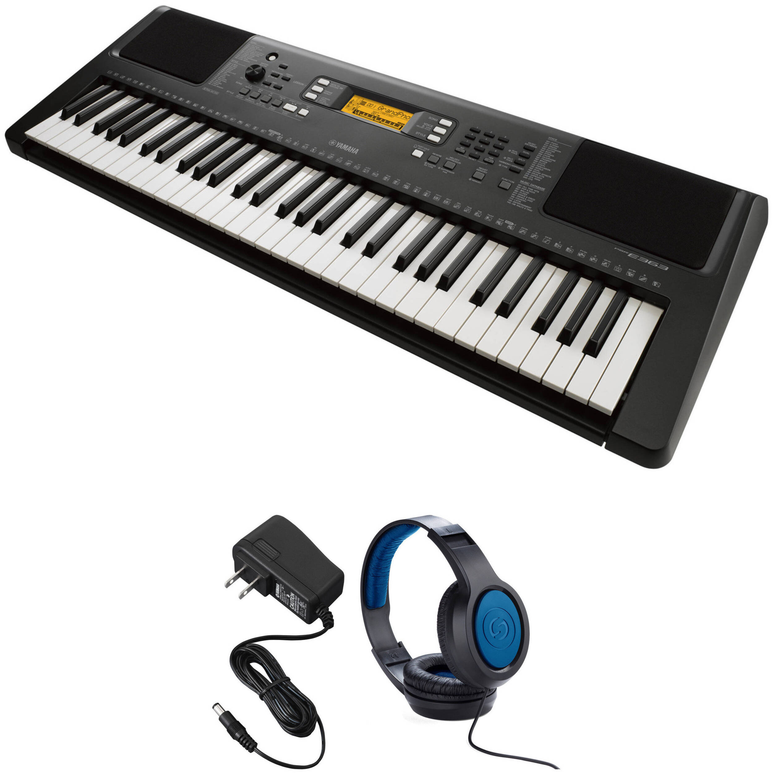 Yamaha Psr E  Portable Keyboard