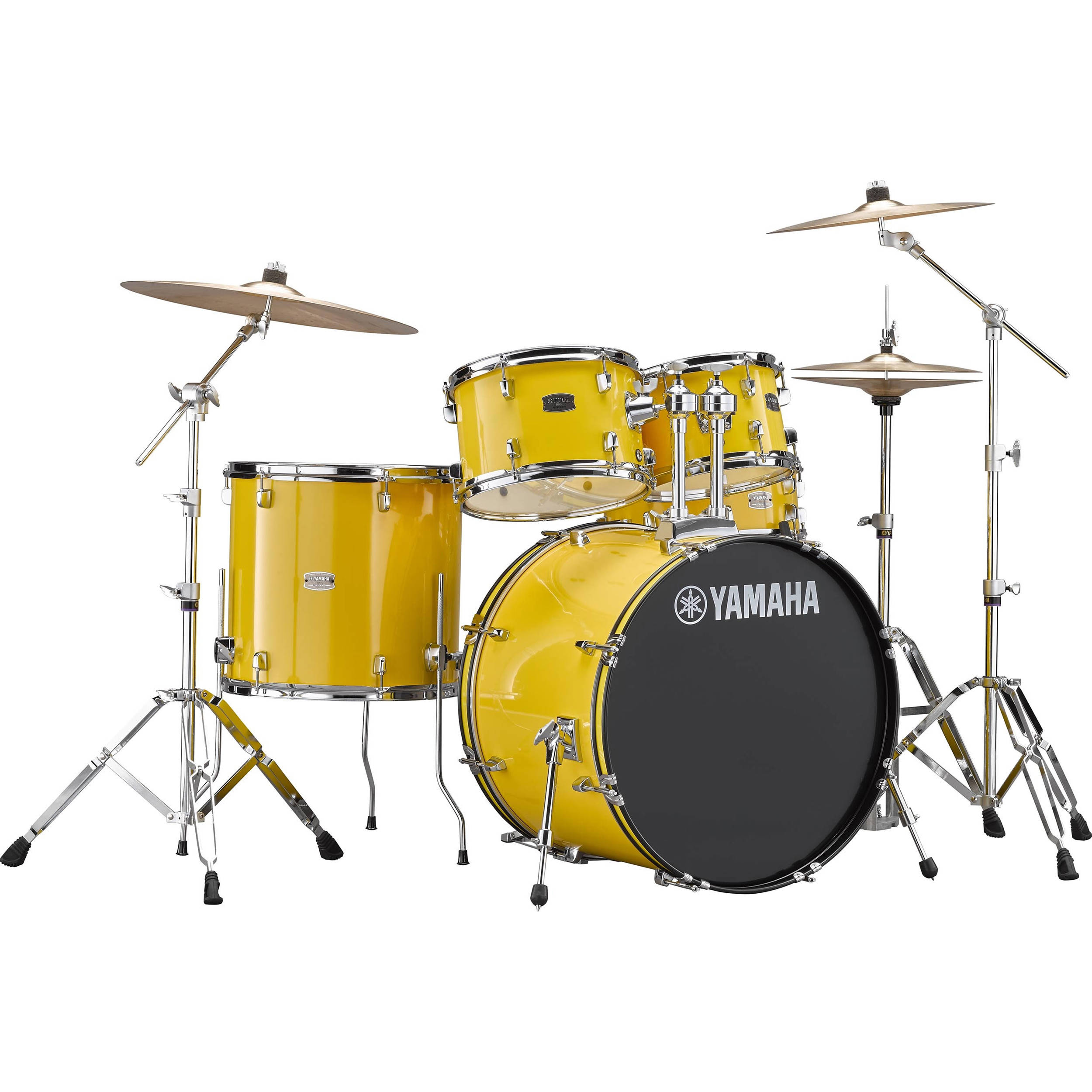 Yamaha Mellow Yellow
