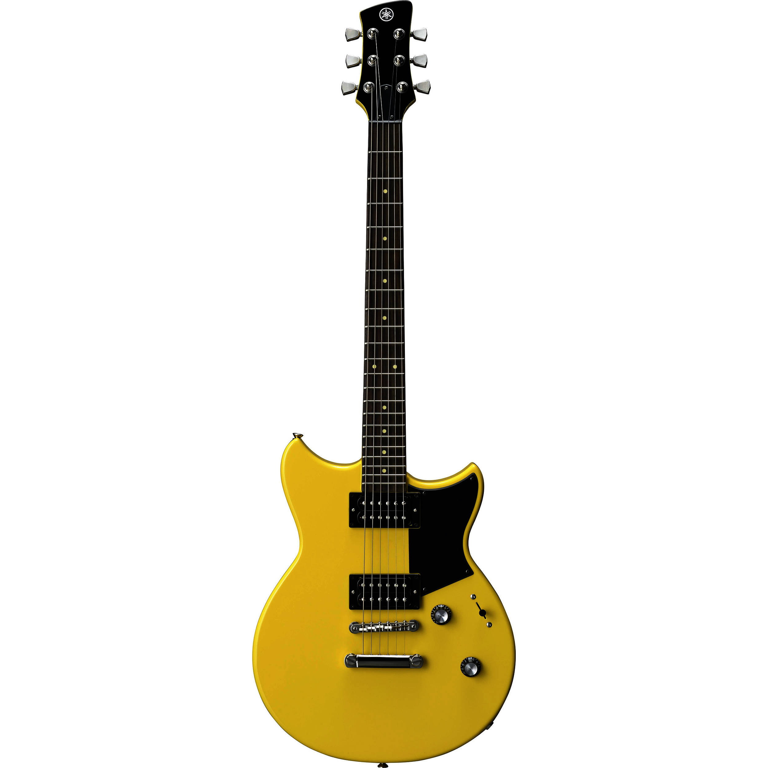 yamaha revstar rs320 electric guitar stock yellow rs320 syl. Black Bedroom Furniture Sets. Home Design Ideas