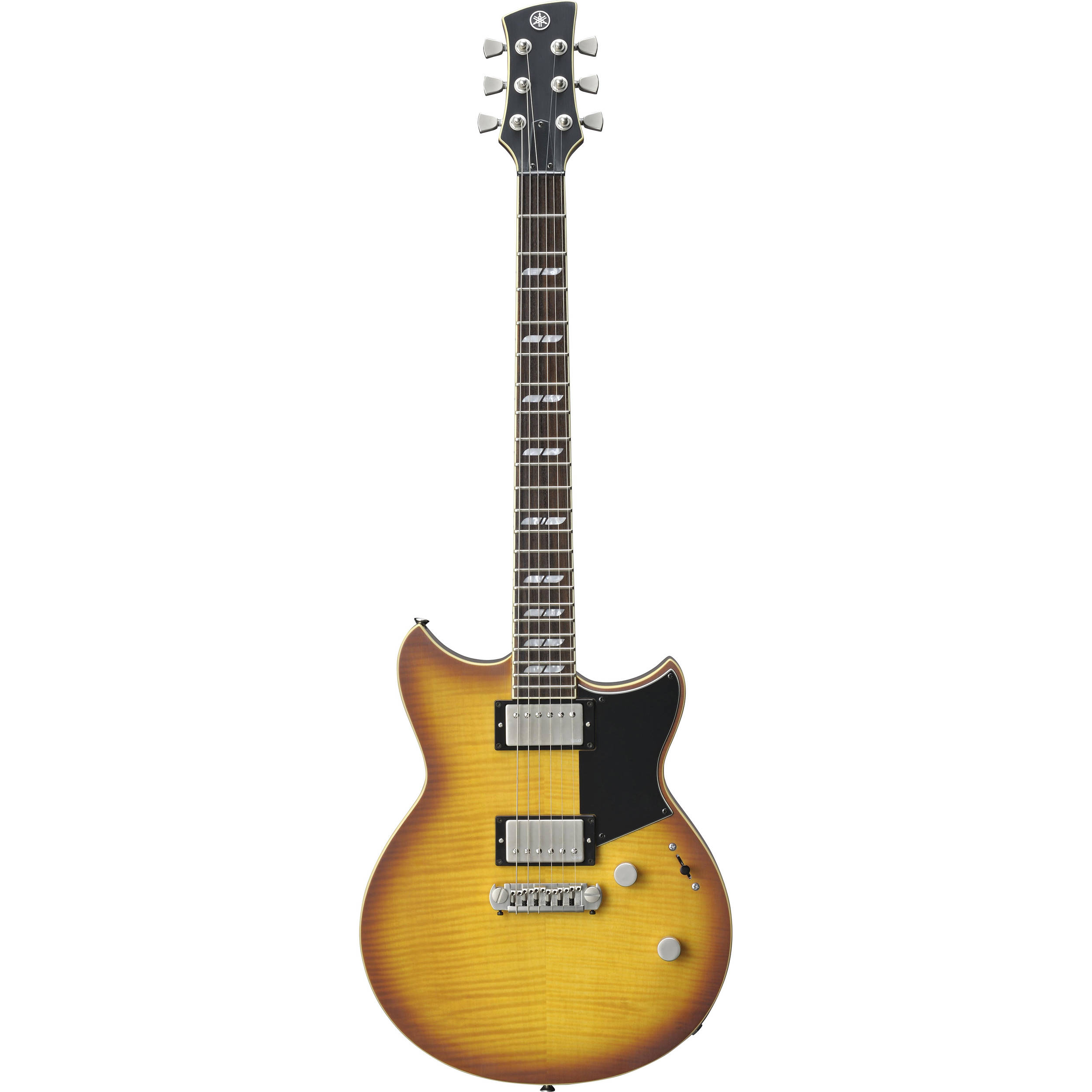 yamaha revstar rs620 electric guitar brick burst rs620 brb b h. Black Bedroom Furniture Sets. Home Design Ideas
