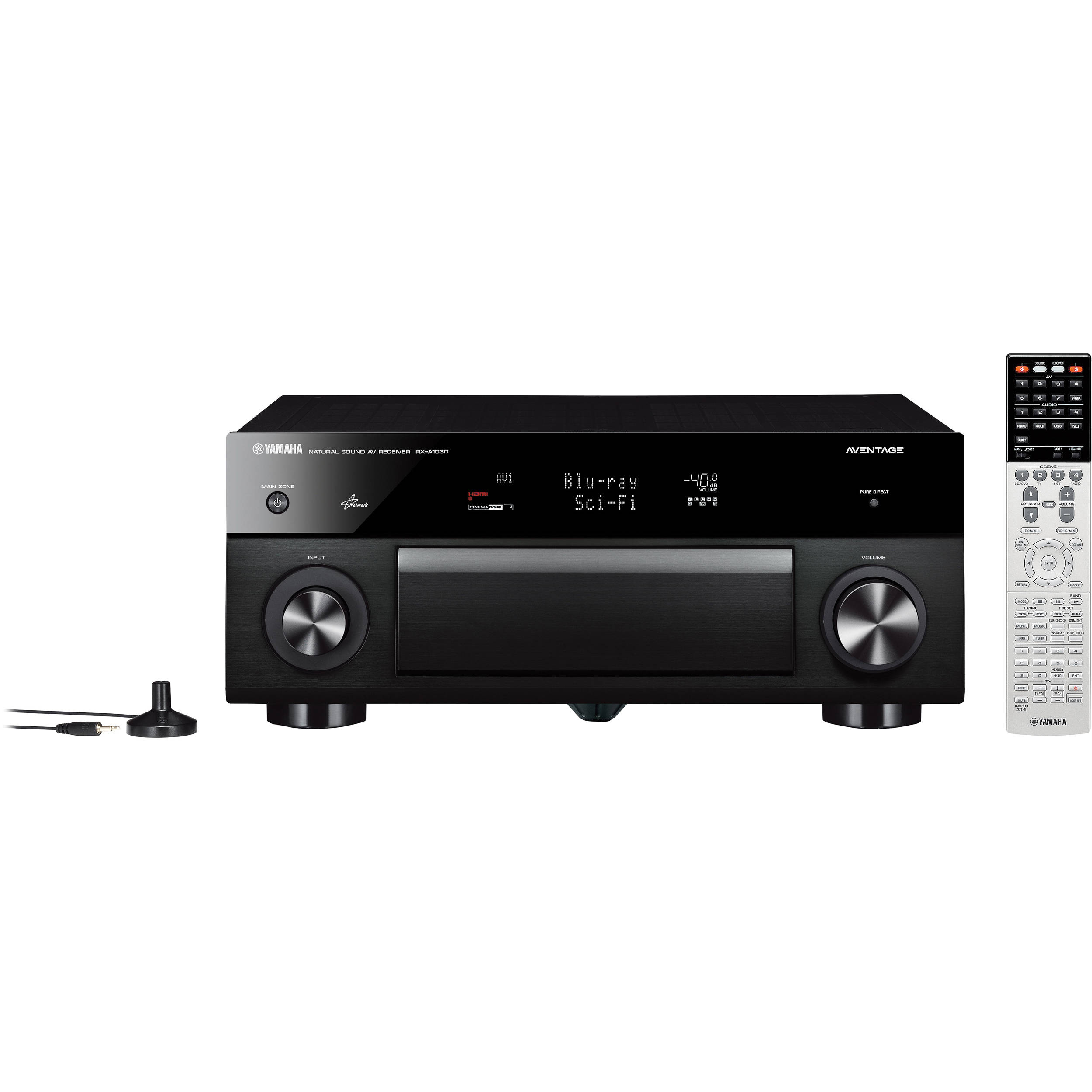 Yamaha Aventage Rx A1030 72 Channel Network Av A1030bl Bh Surround Sound Hook Up Diagram Free Download Wiring Receiver