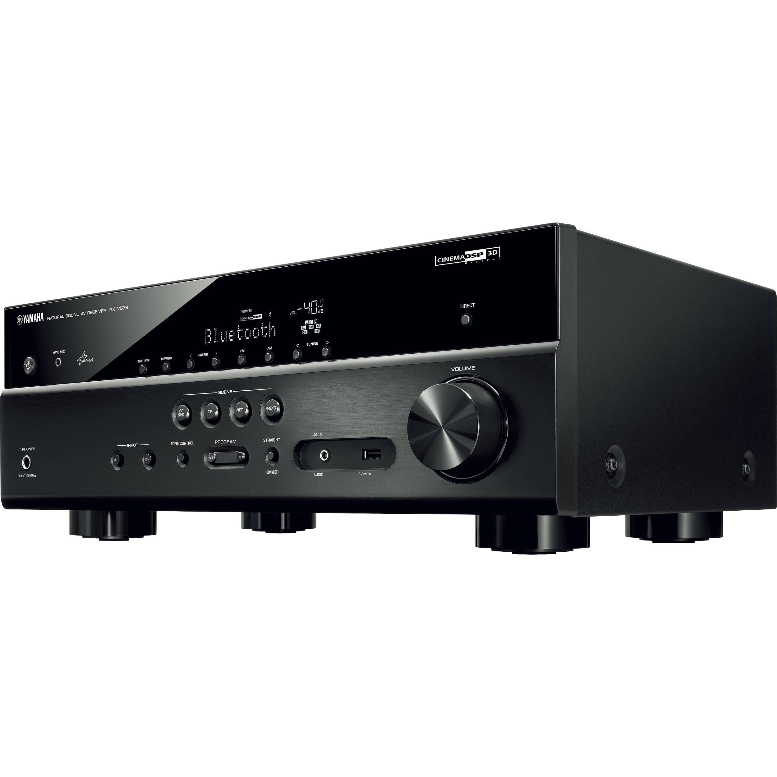 Yamaha stereo receivers reviews car interior design for Yamaha 7 2 receiver reviews