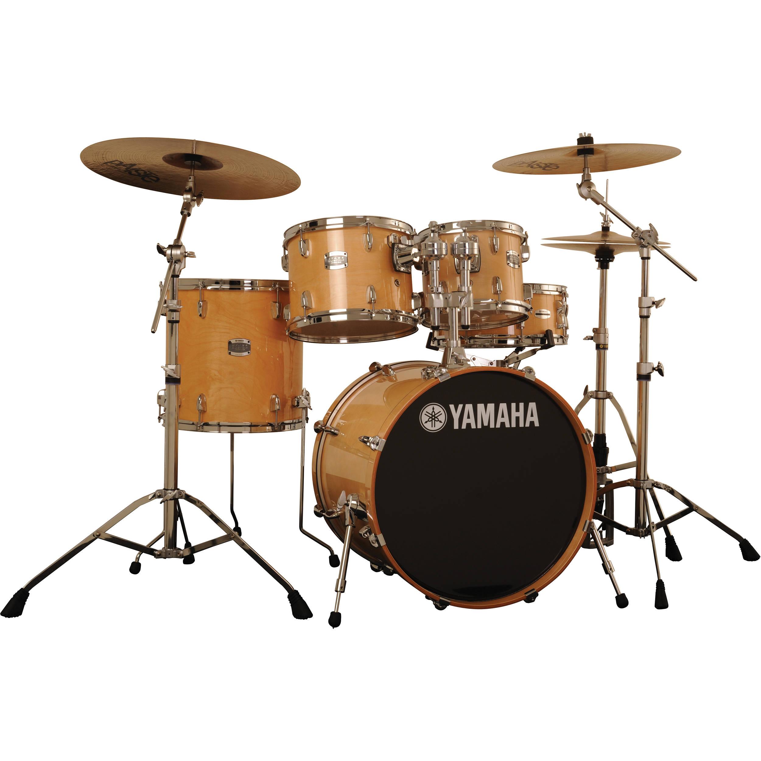 yamaha sbp2f5 stage custom birch acoustic 5 piece drum sbp2f50nw. Black Bedroom Furniture Sets. Home Design Ideas