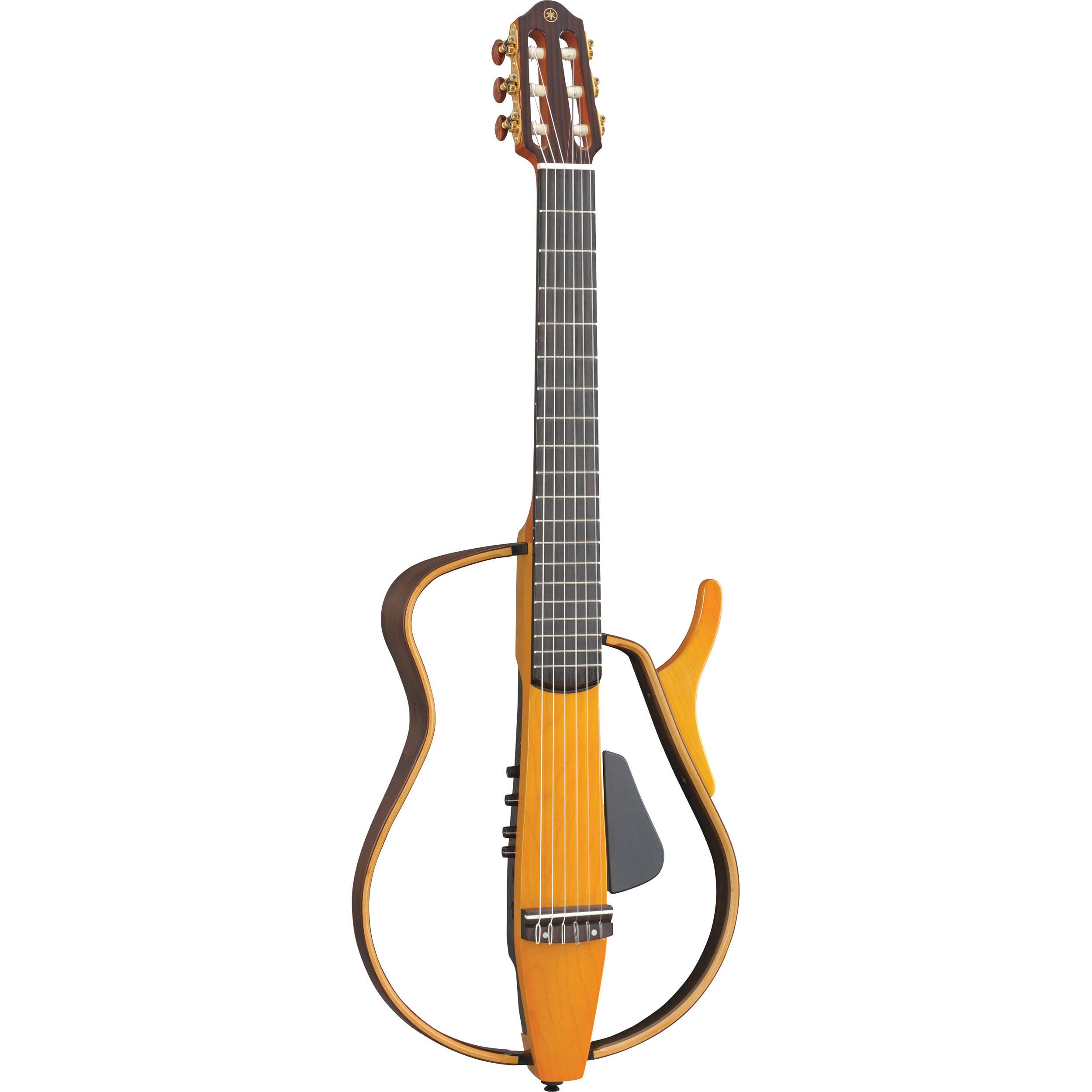yamaha slg130nw nylon string silent guitar natural slg130nw