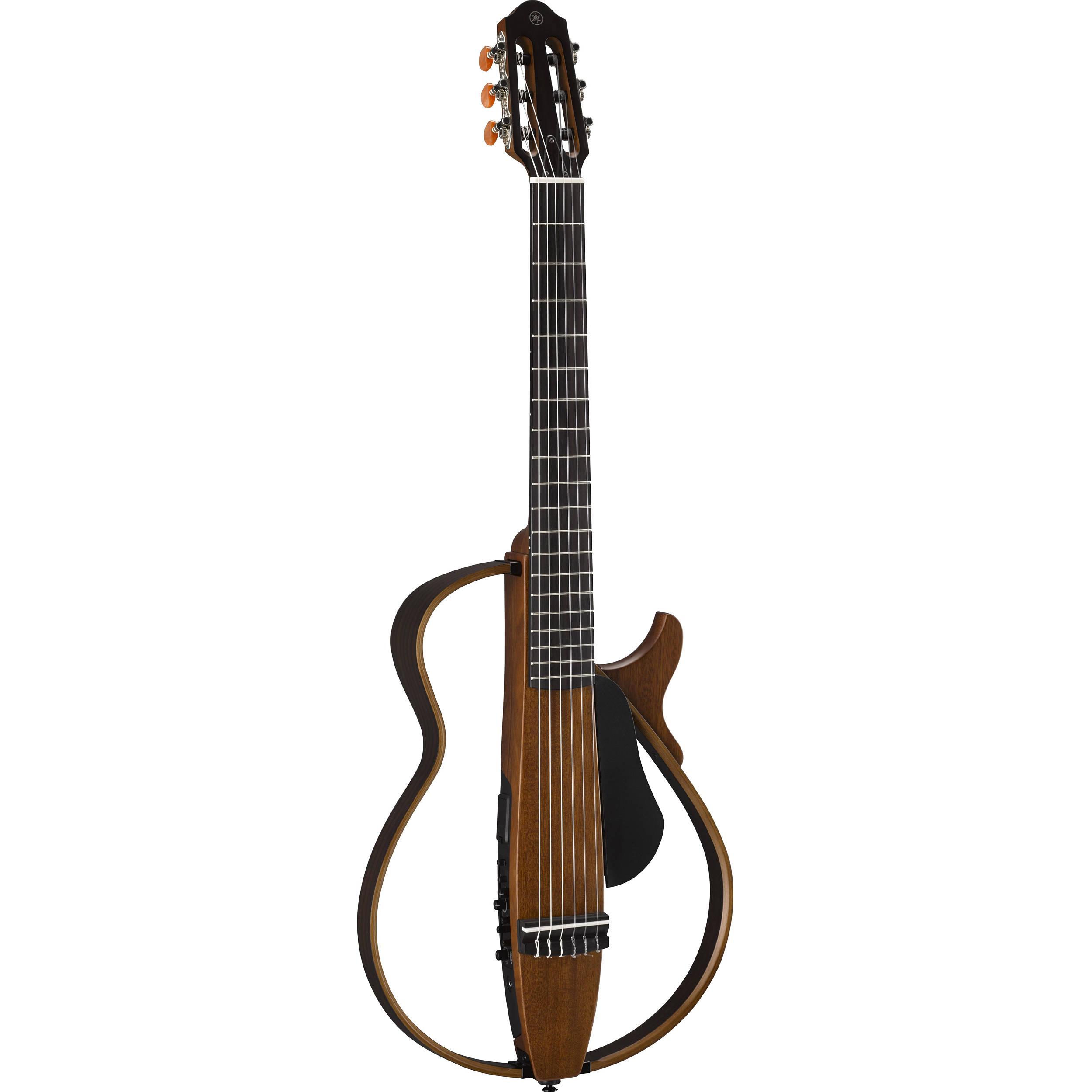 yamaha slg200n nylon string silent guitar natural slg200n nt. Black Bedroom Furniture Sets. Home Design Ideas