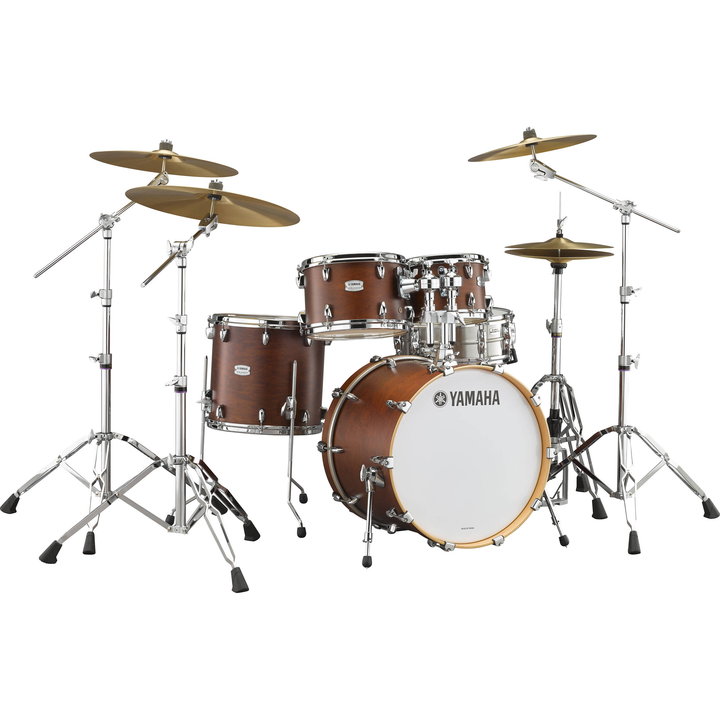 yamaha tmp2f4 tour maple custom 4 piece shell package. Black Bedroom Furniture Sets. Home Design Ideas