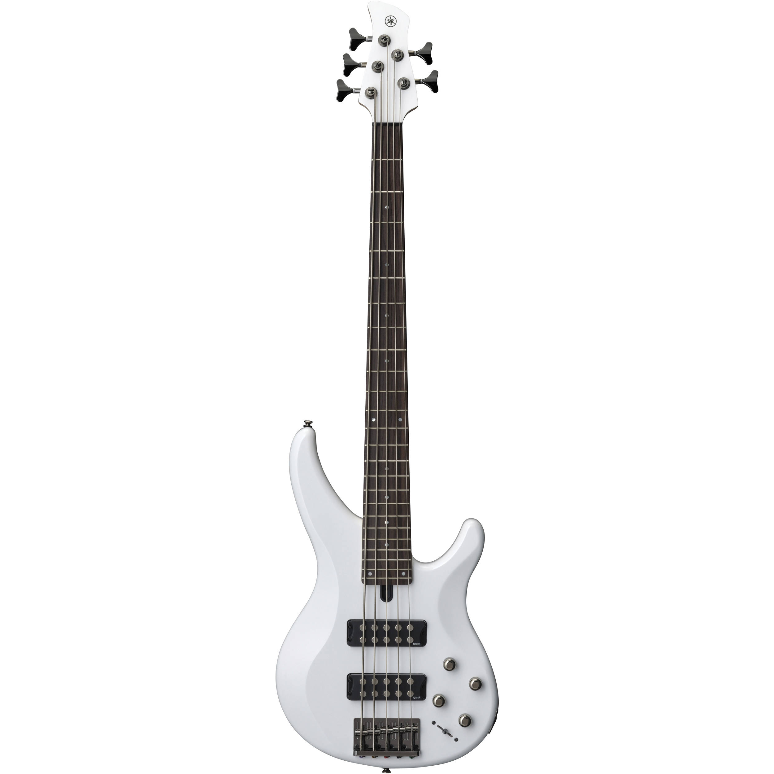 yamaha trbx305 5 string electric bass white trbx305 wh b h photo. Black Bedroom Furniture Sets. Home Design Ideas