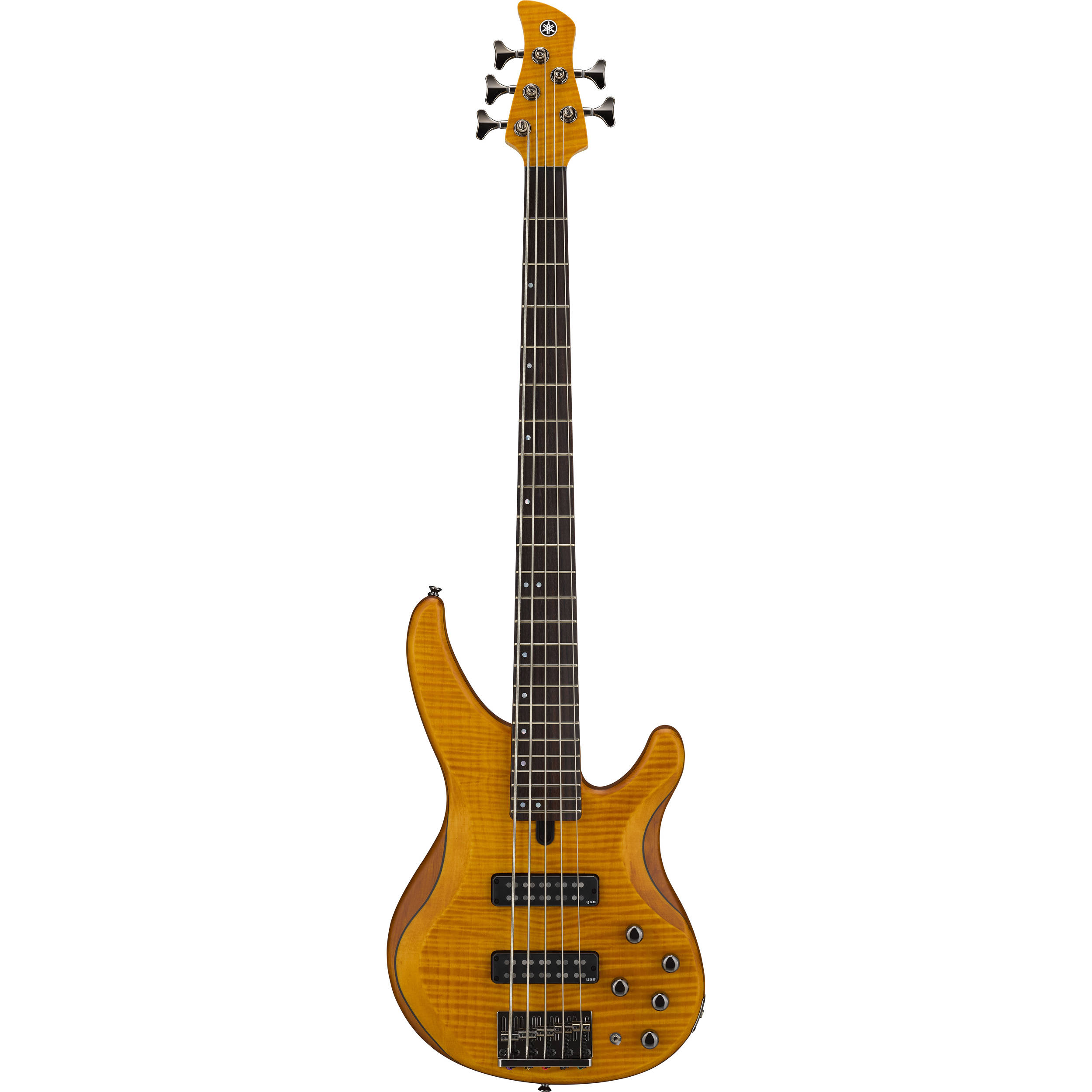 yamaha trbx605fm 5 string electric bass guitar trbx605fm ma b h