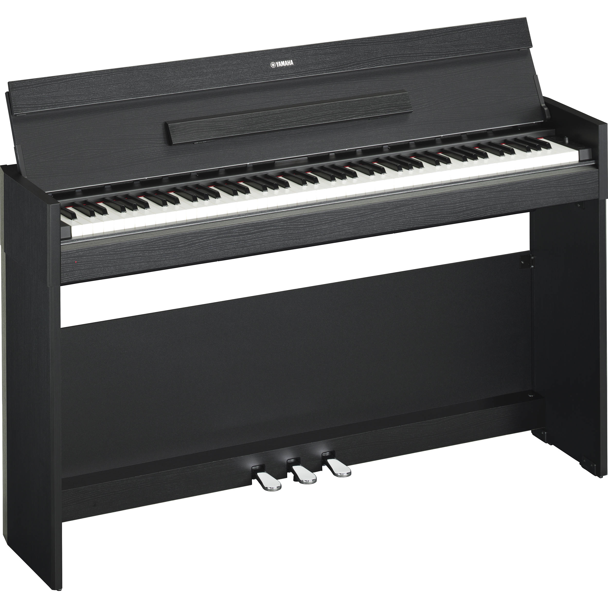 yamaha arius ydp s52 88 weighted key digital console ydps52b b h. Black Bedroom Furniture Sets. Home Design Ideas