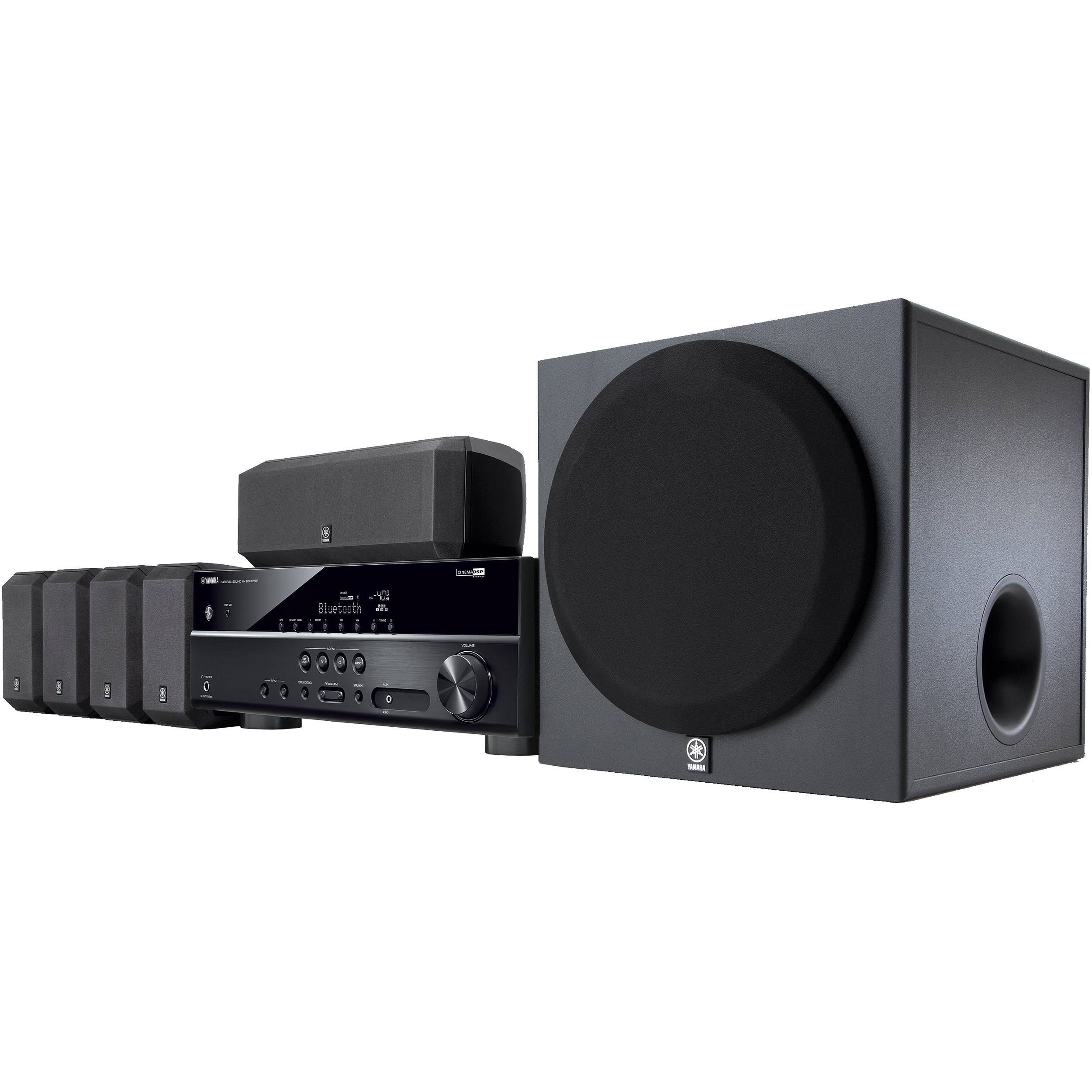 Yamaha   Home Theater System Price In India