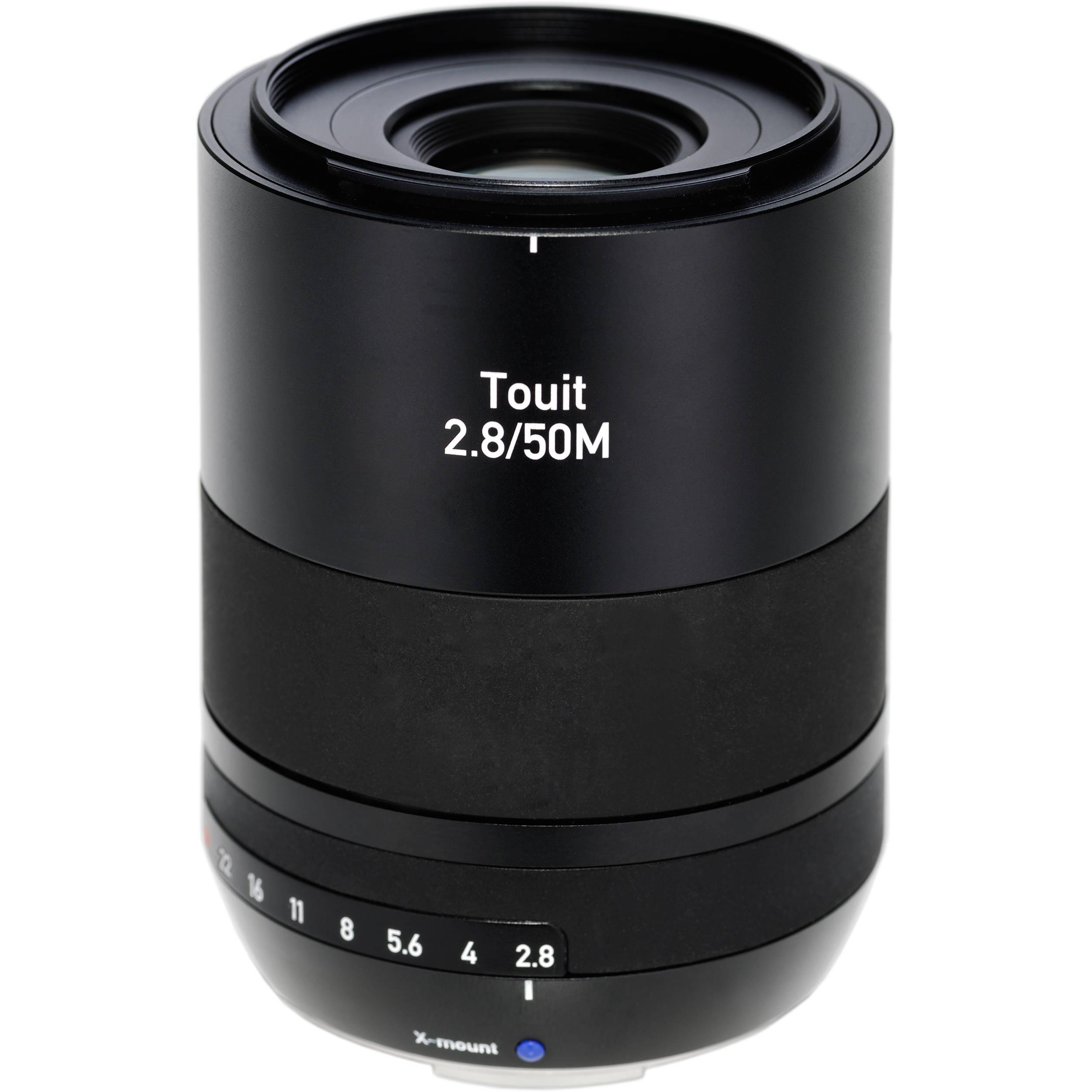 Zeiss Touit 50mm F 28m Macro Lens Fujifilm X Mount 2030 681 7artisans 12mm 28 For Fuji Black