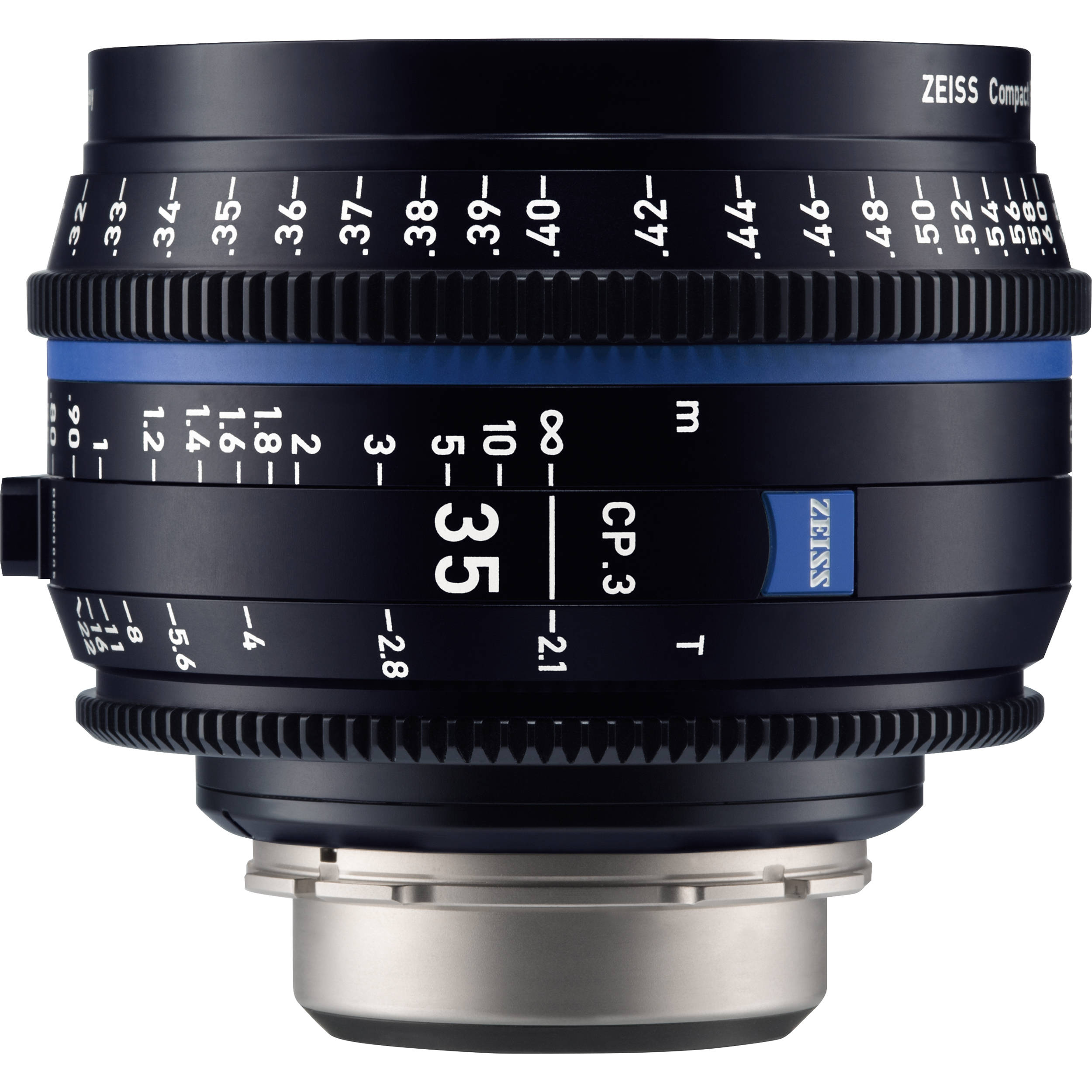 Zeiss Cp 3 35mm T2 1 Compact Prime Lens 2177 938 B Amp H Photo