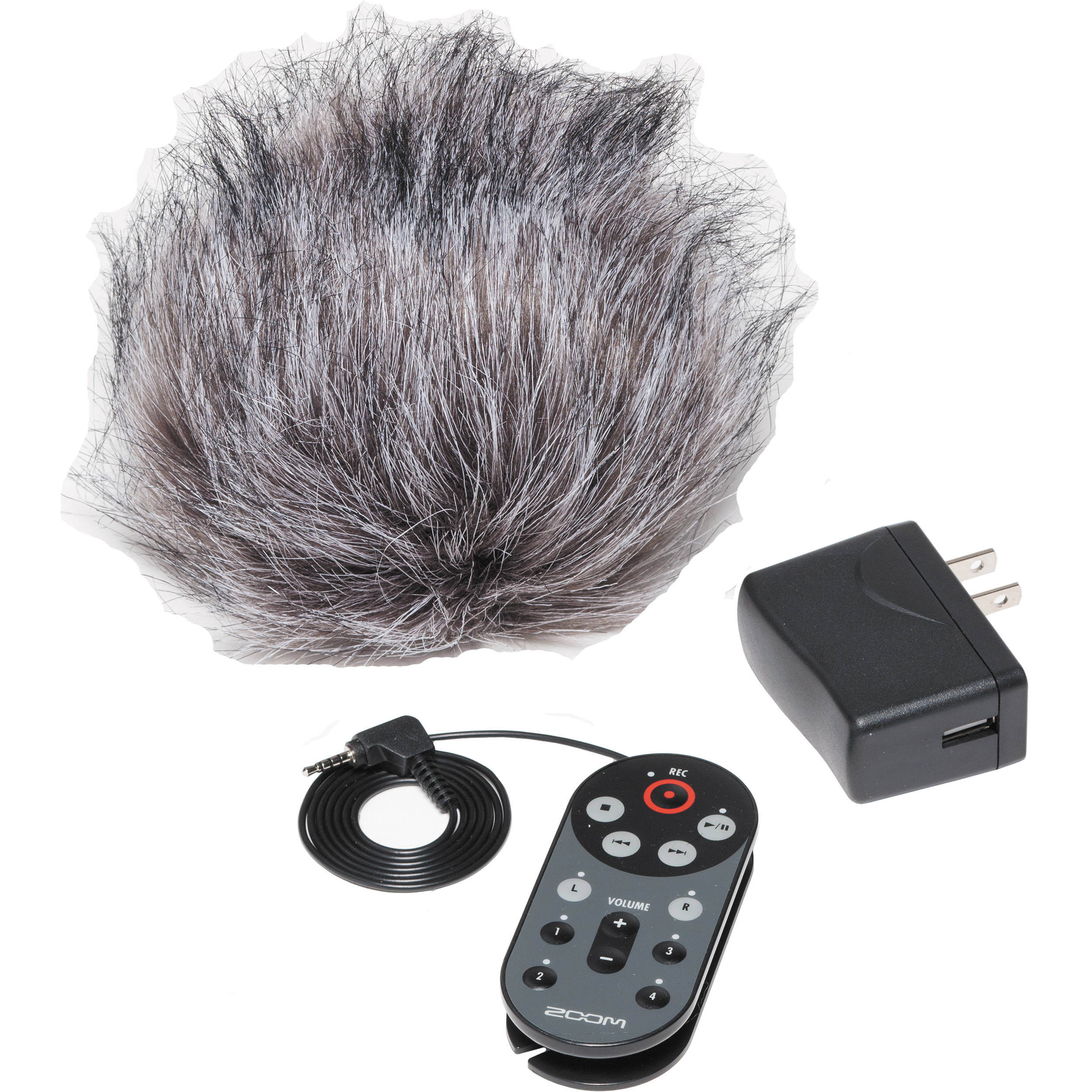 Zoom Aph 6 Accessory Pack For The H6 Handy Digital 1 Package H1 Recorder