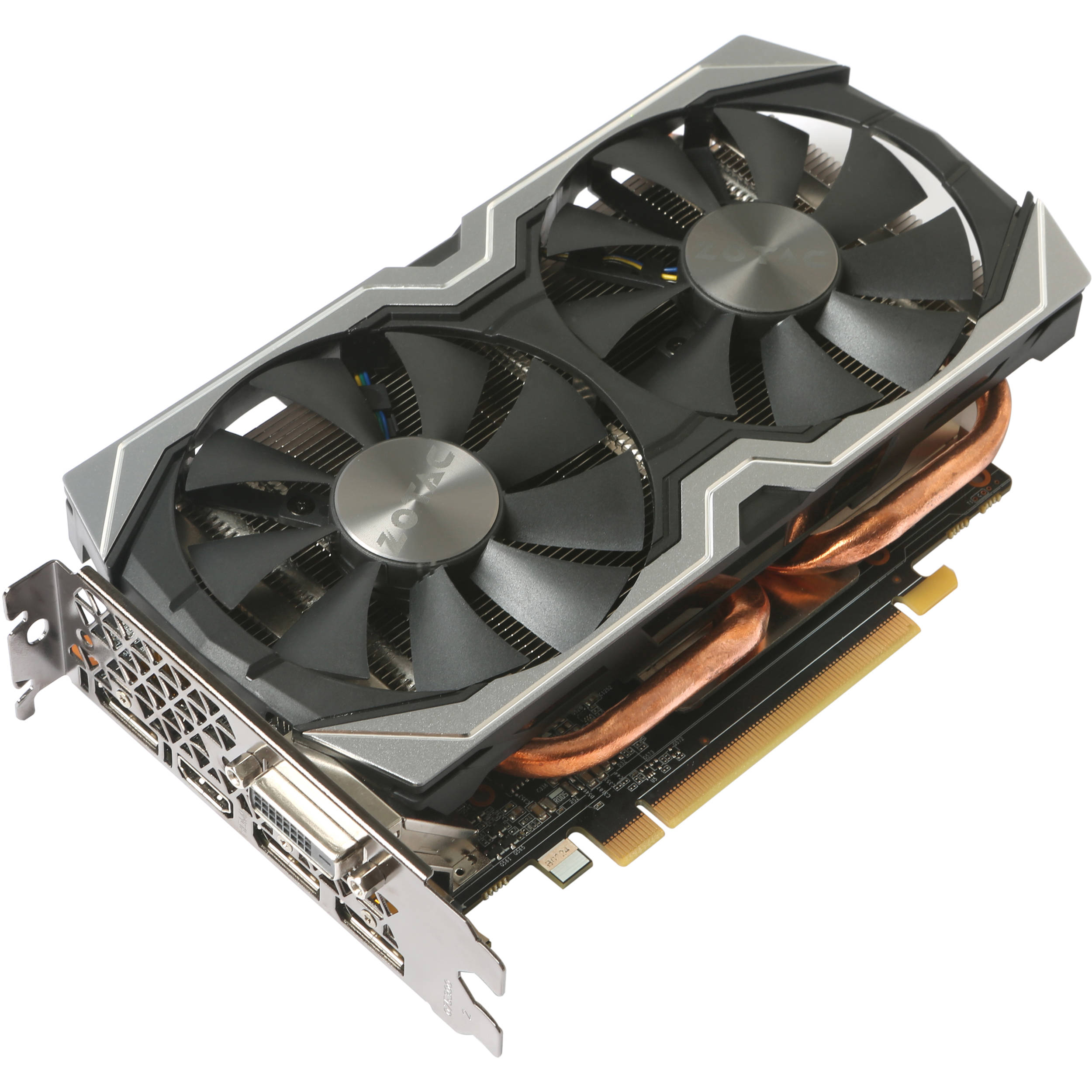 ZOTAC GeForce GTX 1060 AMP Edition Graphics Card