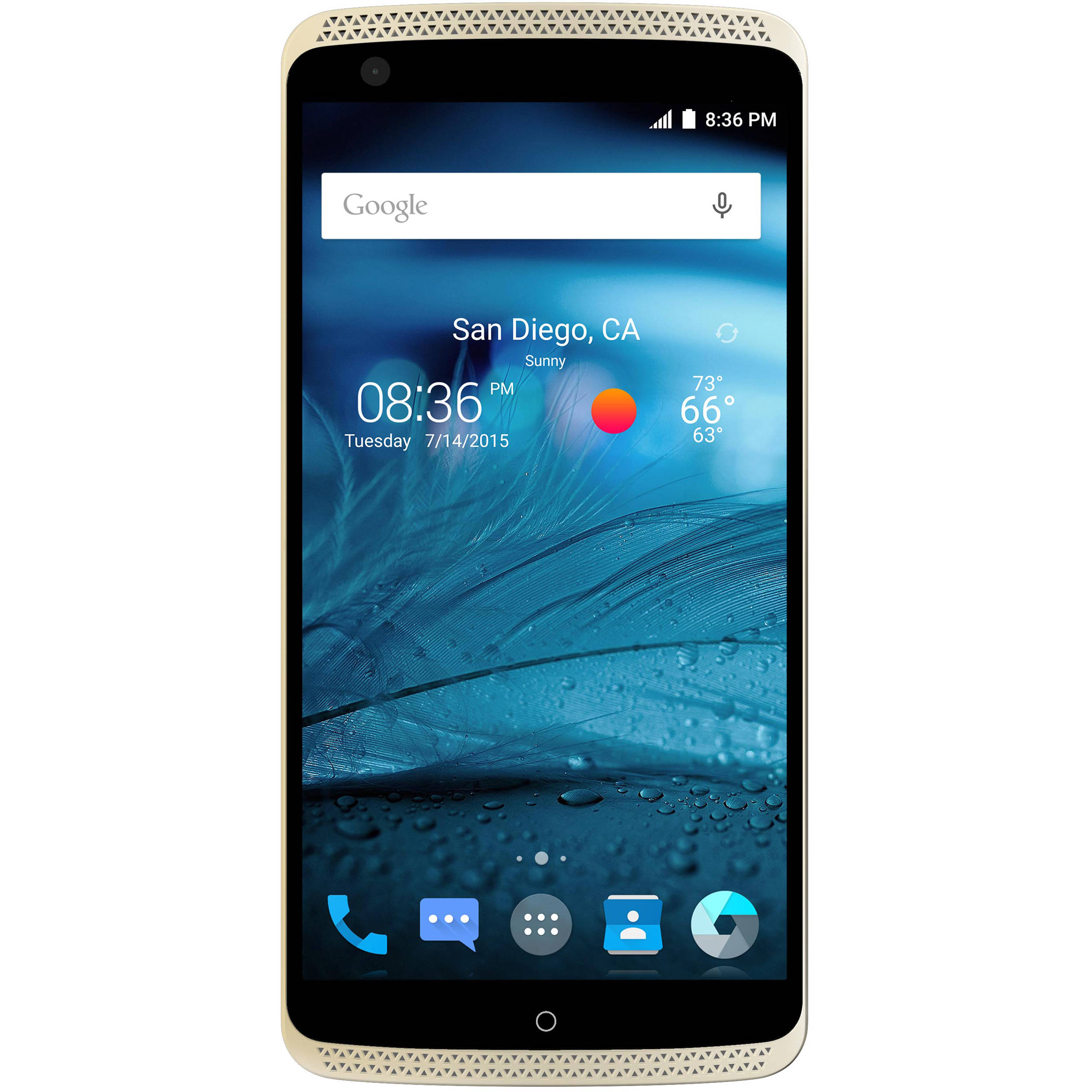 zte axon pro 32gb Airvax features