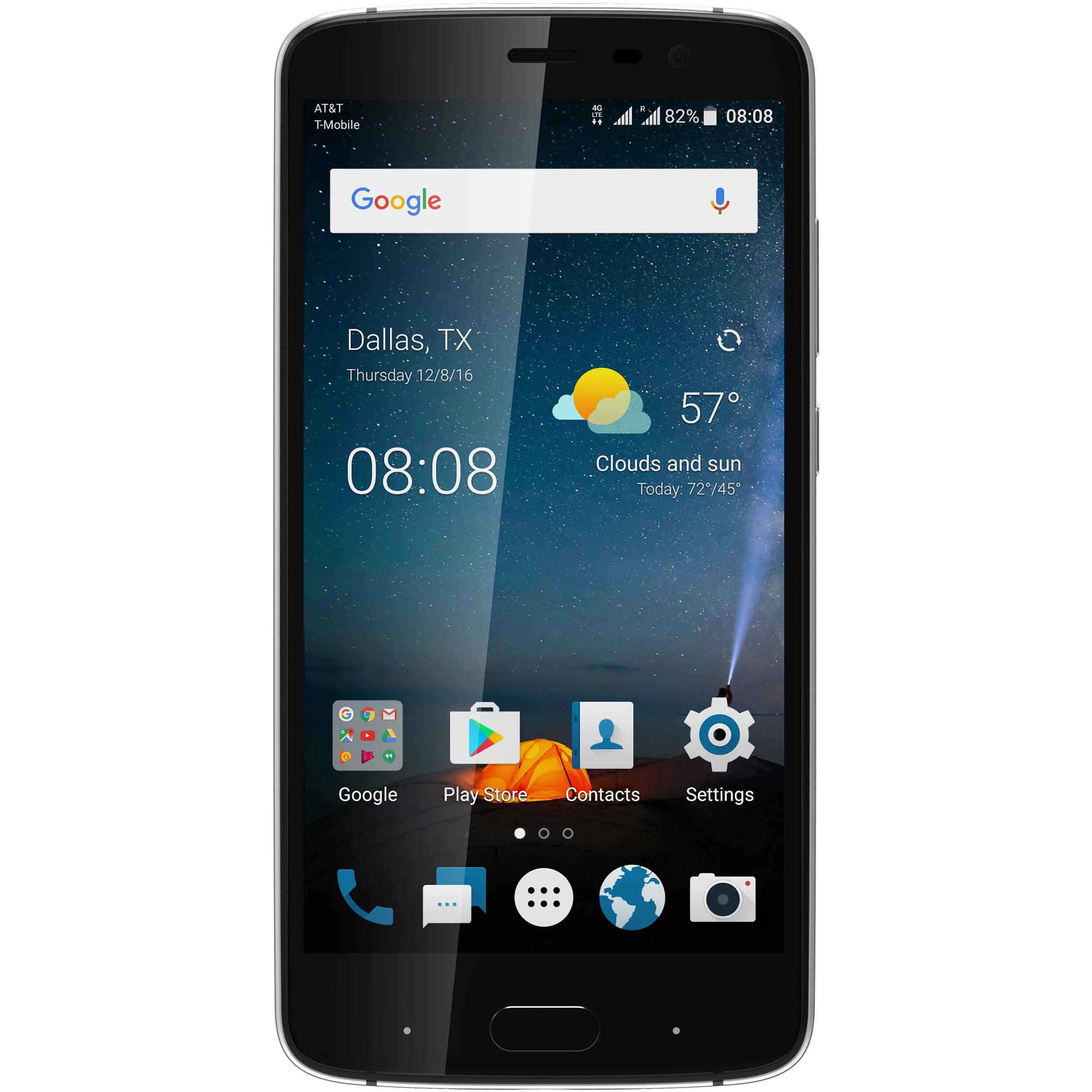 ZTE Blade V8 Pro Z978 32GB Smartphone (Unlocked, Black) Z978 B&H