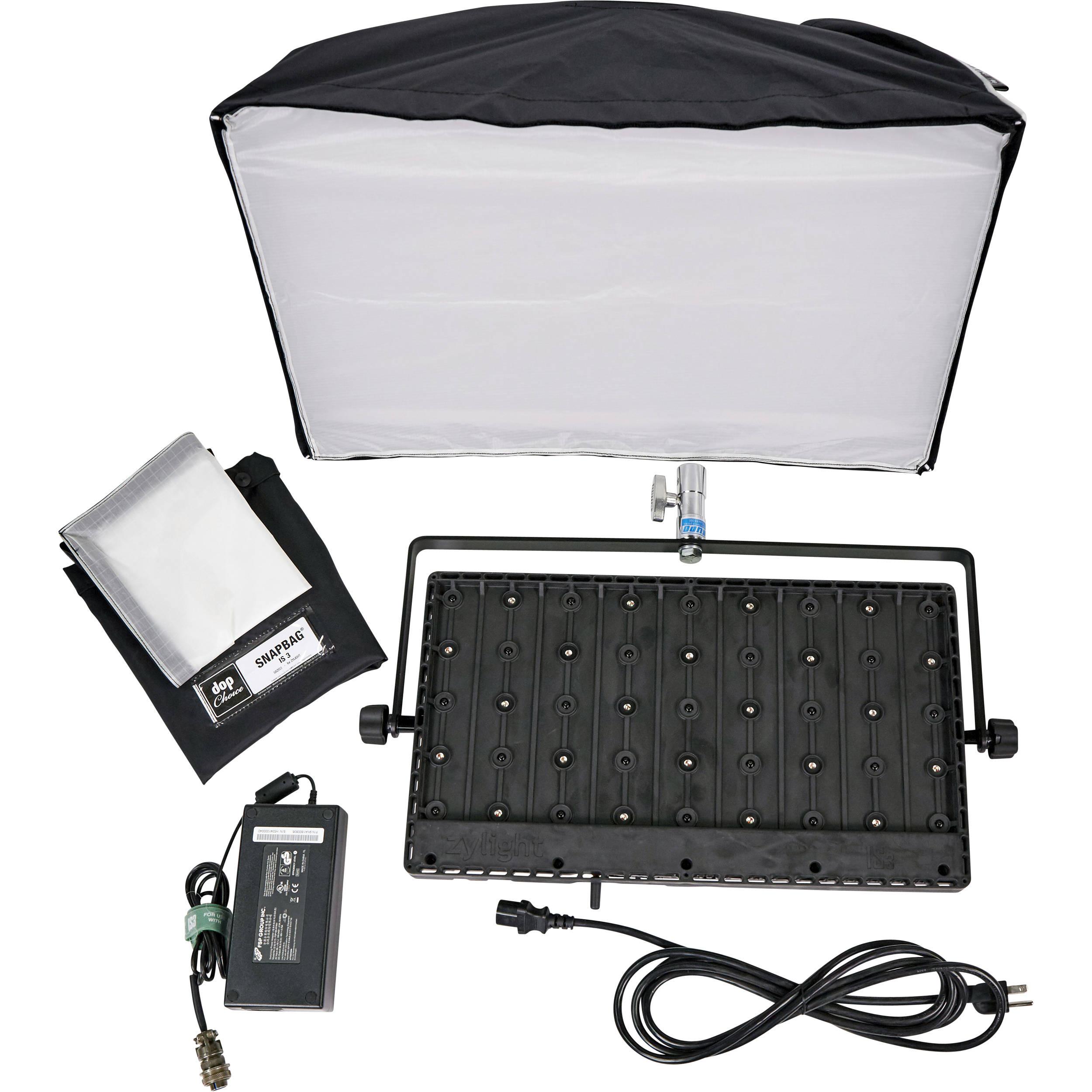 Zylight Is3d Led Light Kit 26 01032 B Amp H Photo Video