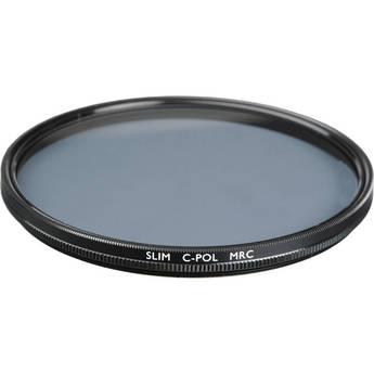 B+W 55 mm Circular Polarizer Multi-Coated (MC)  Slim Glass Filter
