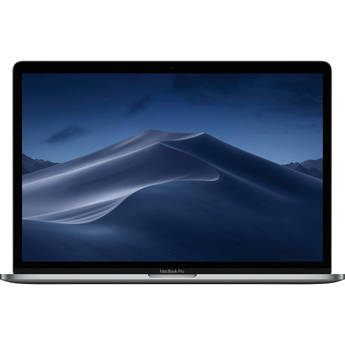 Apple 15.4inch MacBook Pro with Touch Bar (Mid 2019, Space Gray) MV902LL/A
