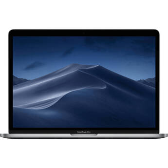 Apple 13.3inch MacBook Pro with Touch Bar (Mid 2019, Space Gray) MUHN2LL/A