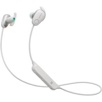 Sony Wireless Noise Canceling Headphones - White (WISP600N/W)