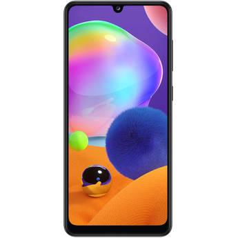 Samsung Galaxy A31 A315G Dual-SIM 128GB Smartphone Unlocked, Prism Crush Black