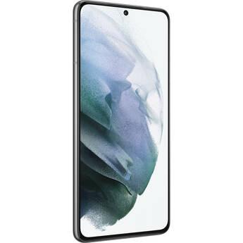 Samsung Galaxy S21 256GB 5G Smartphone Unlocked, Phantom Gray